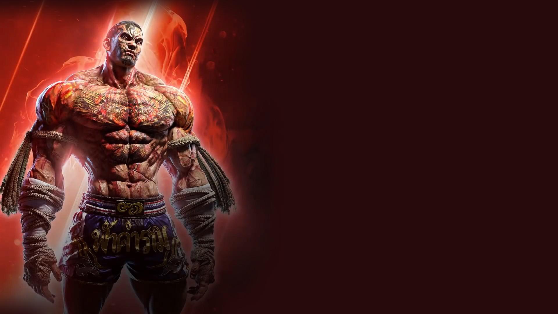 Fahkumram Tekken 7 Wallpaper, HD Games 4K Wallpapers ...