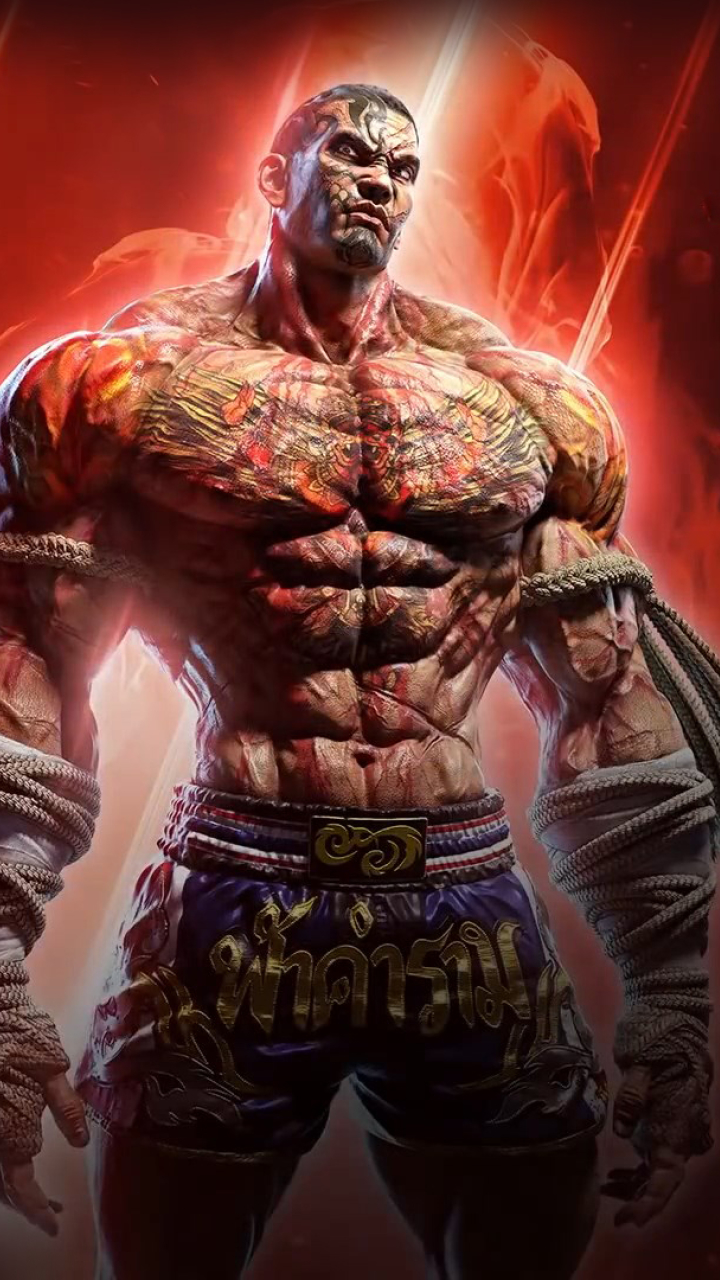 720x1280 Fahkumram Tekken 7 Moto G X Xperia Z1 Z3 Compact Galaxy S3 Note Ii Nexus Wallpaper Hd Games 4k Wallpapers Images Photos And Background