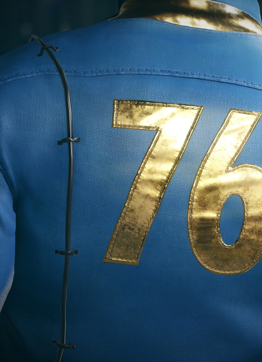 Download Fallout 76 Tease 480x800 Resolution HD 4K Wallpaper