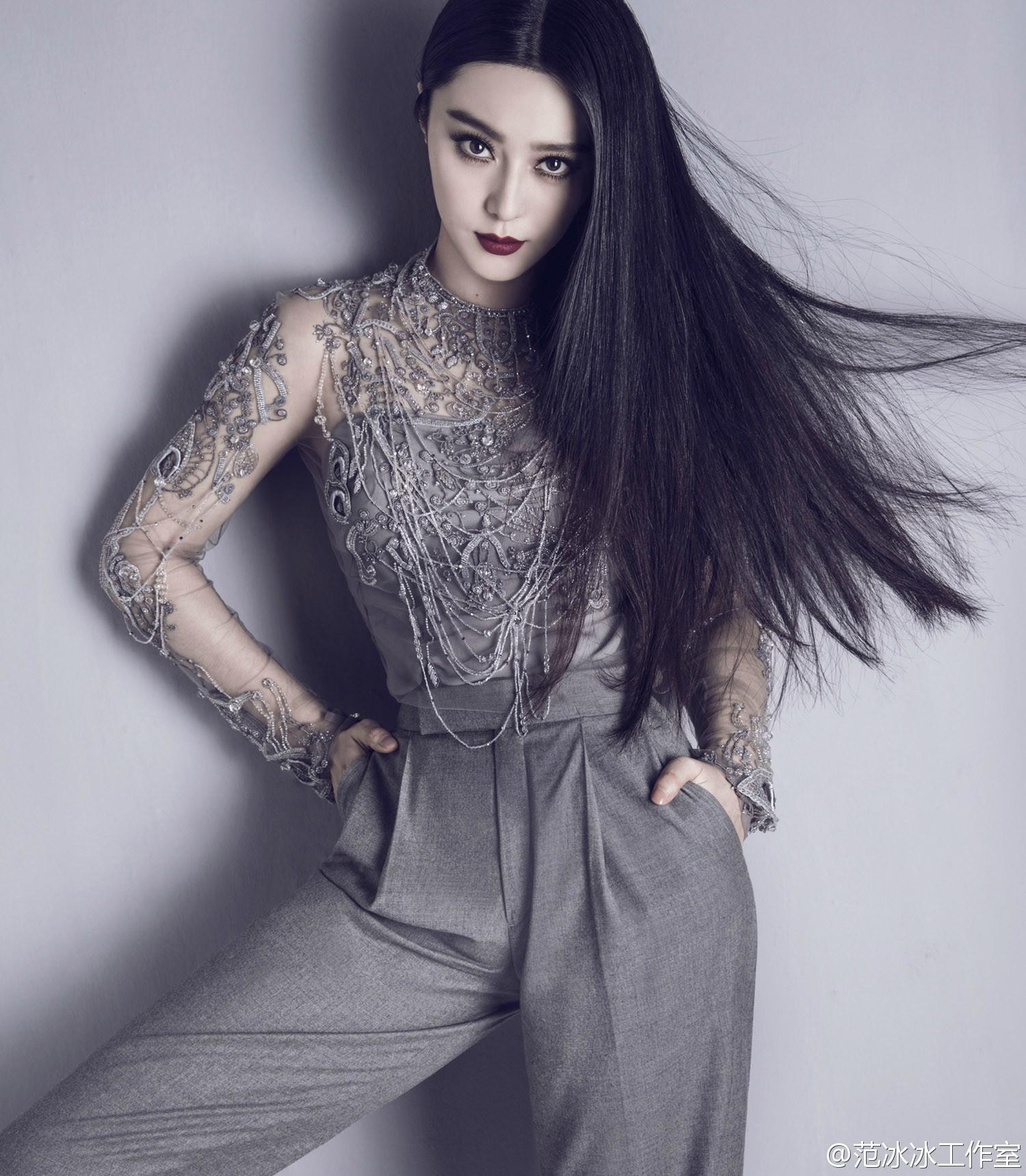 fan bingbing chinese actress photoshoot, hd wallpaper