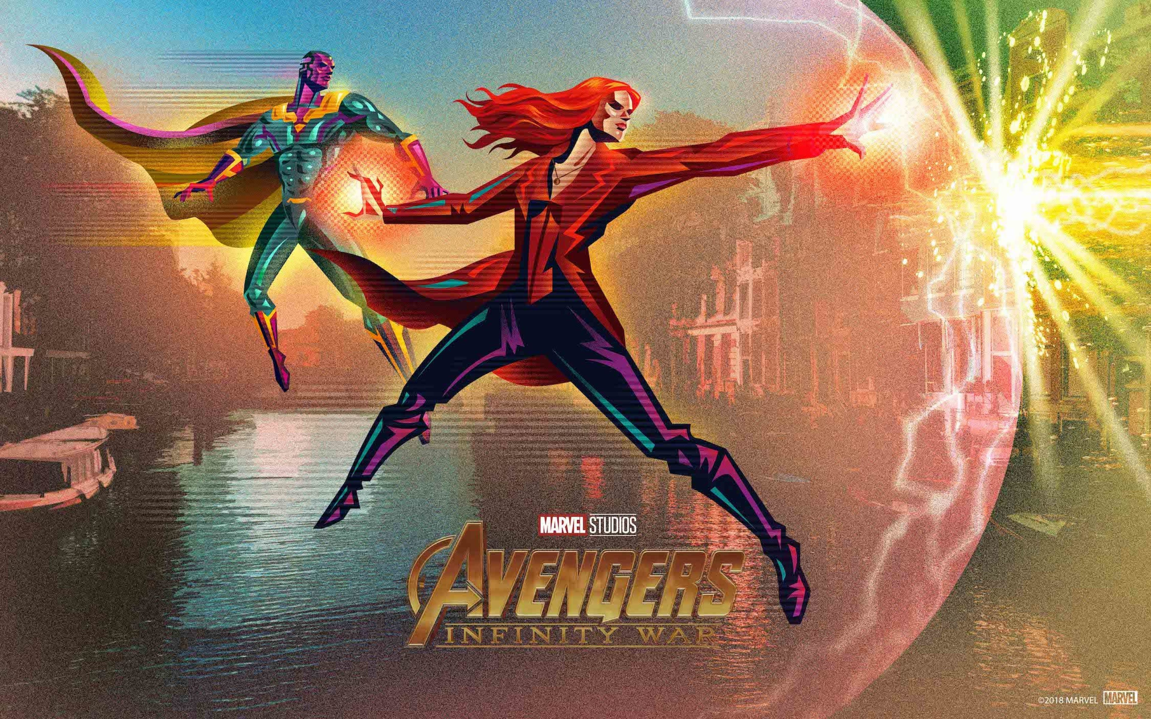 Download Fandango Avengers Infinity War Posters 3840x2400 Resolution