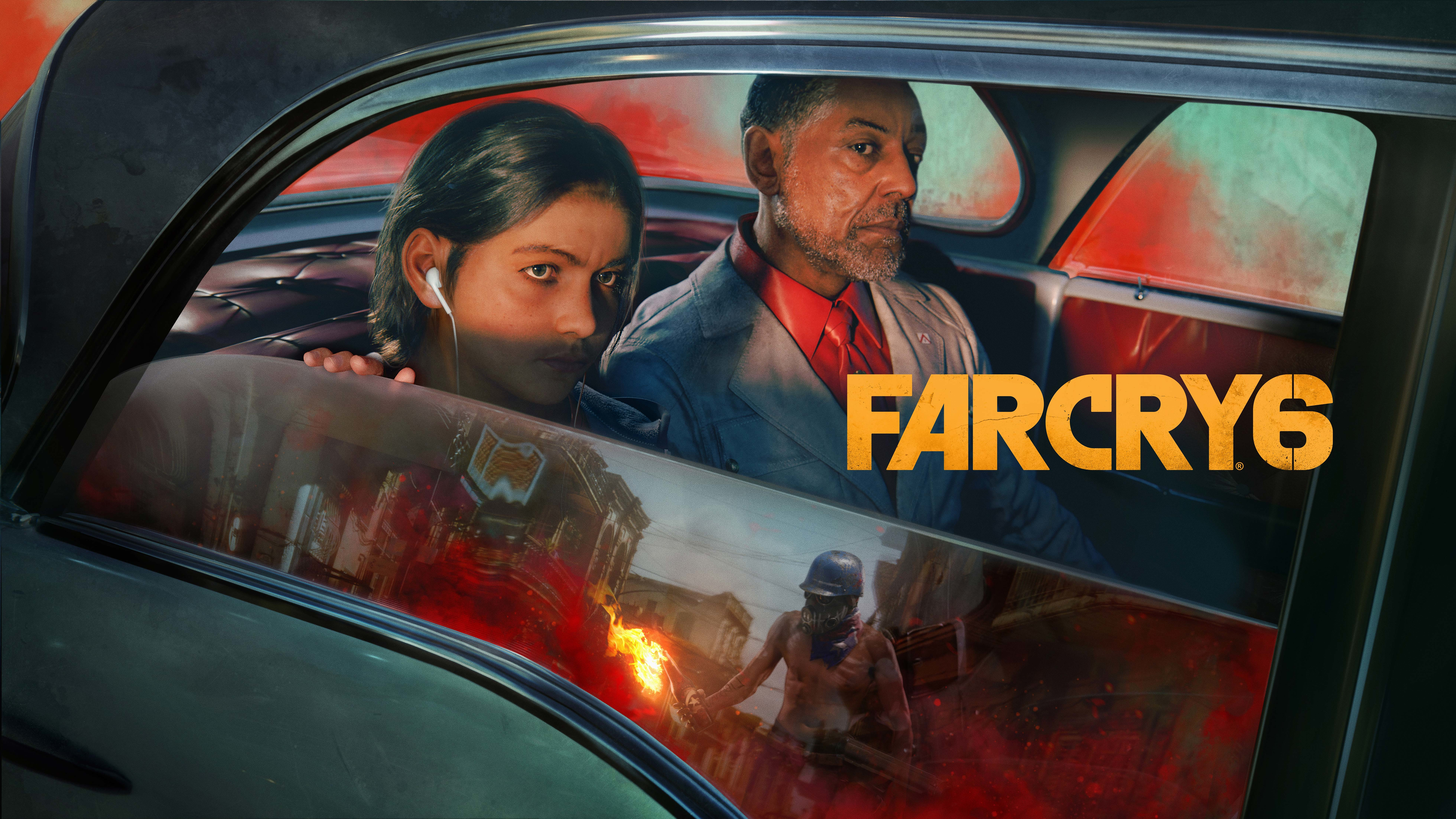 Far Cry 6 Poster Wallpaper Hd Games 4k Wallpapers Images Photos And Background