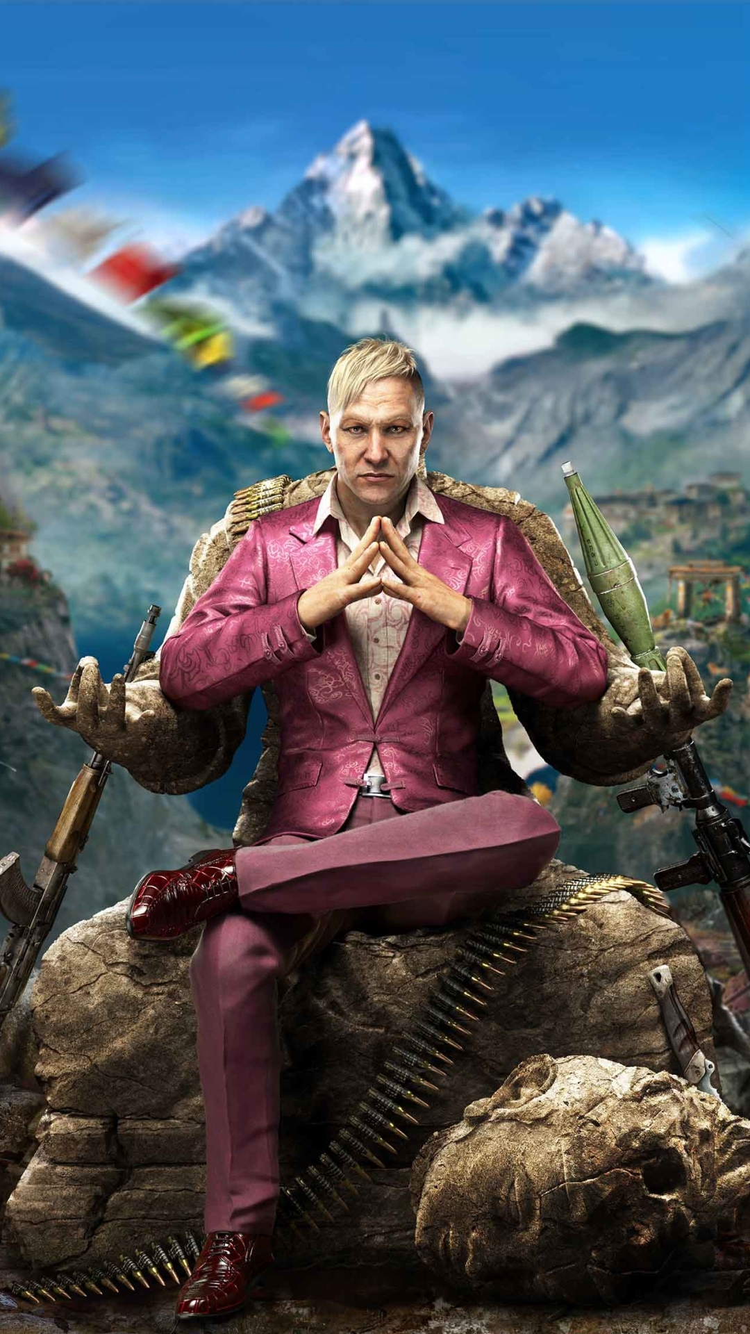1080x1920 Far Cry Pagan Min Iphone 7 6s 6 Plus And Pixel Xl One