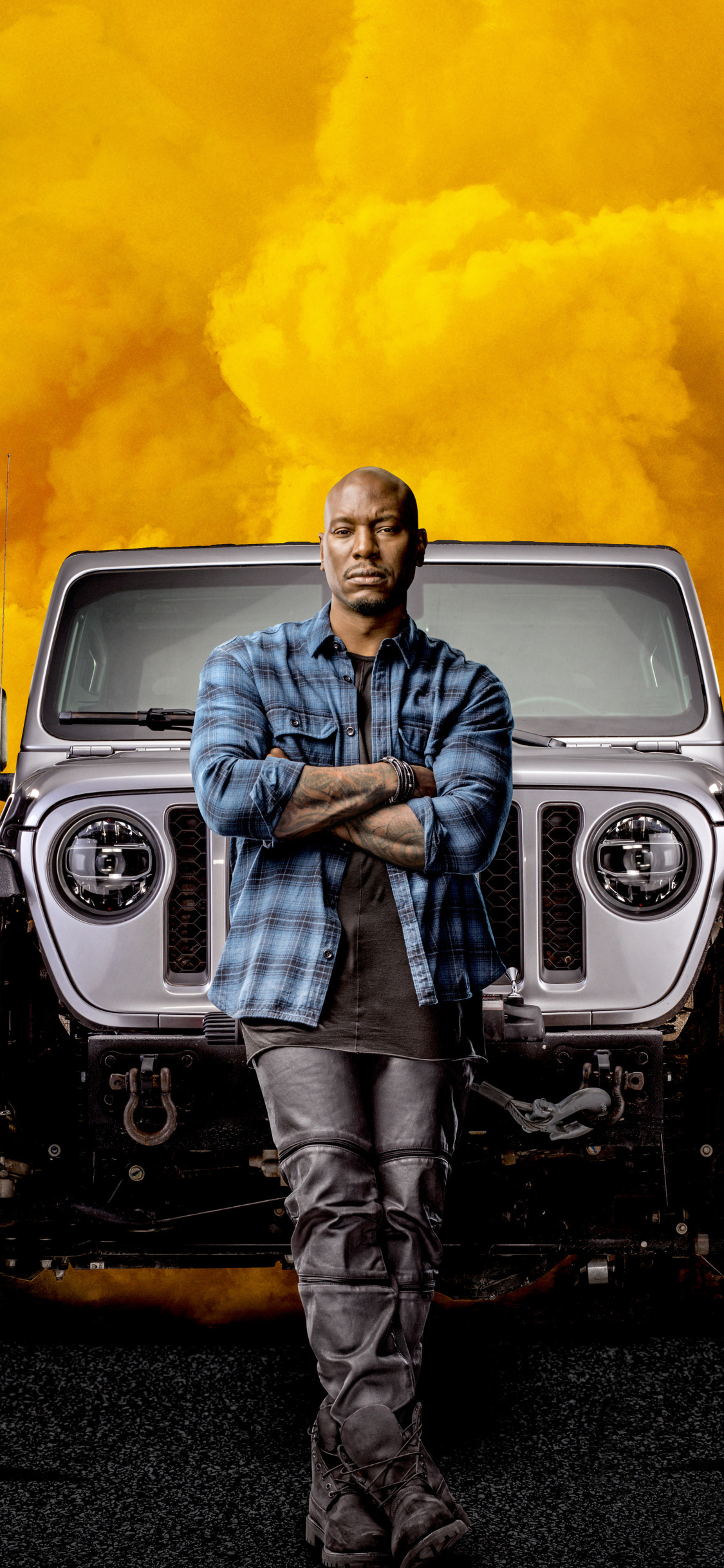 1125x2436 Fast And Furious 2020 Movie Tyrese Gibson Iphone ...