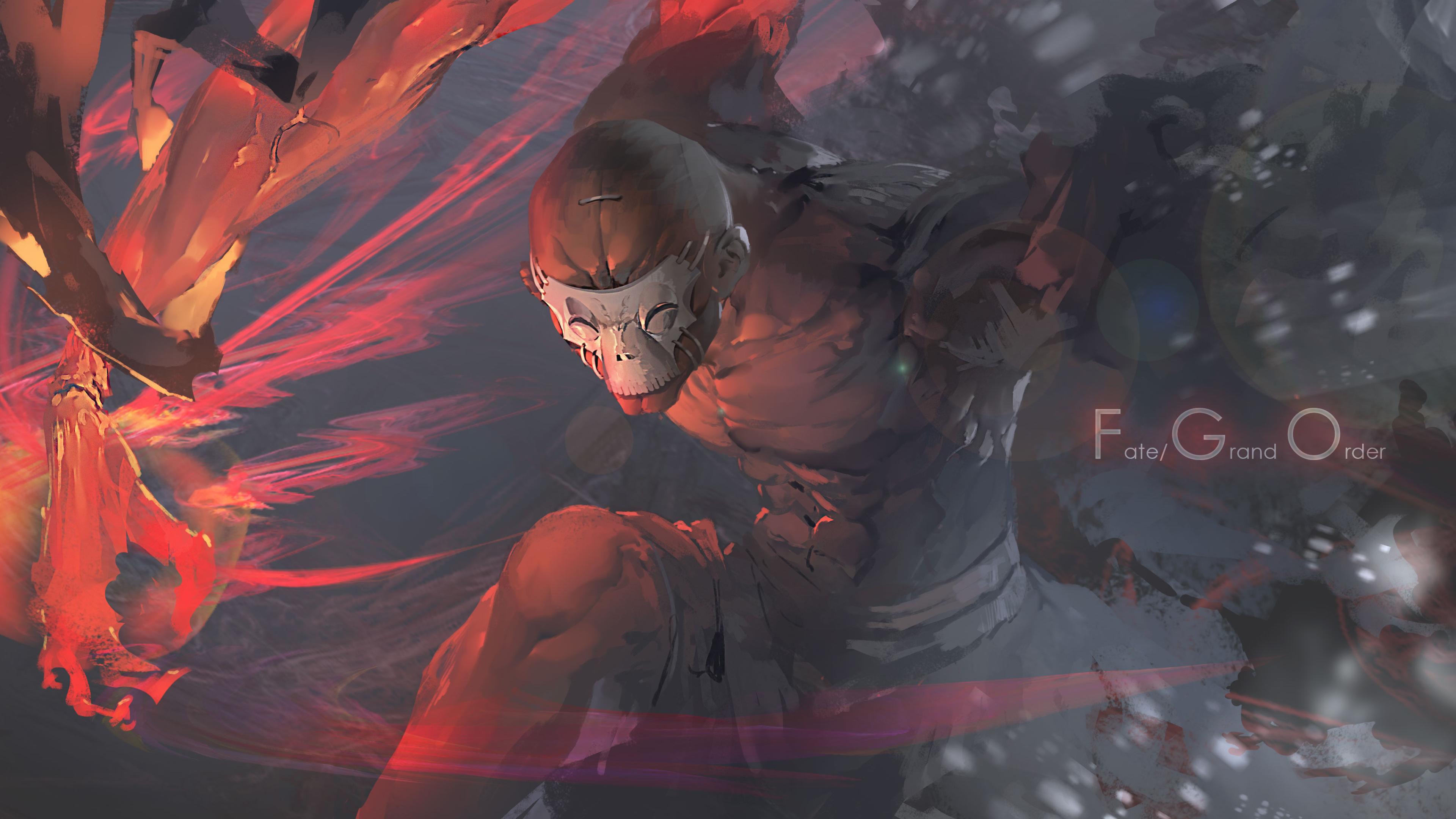 3840x2160 Fate Grand Order Assassin 4k Wallpaper Hd Anime 4k