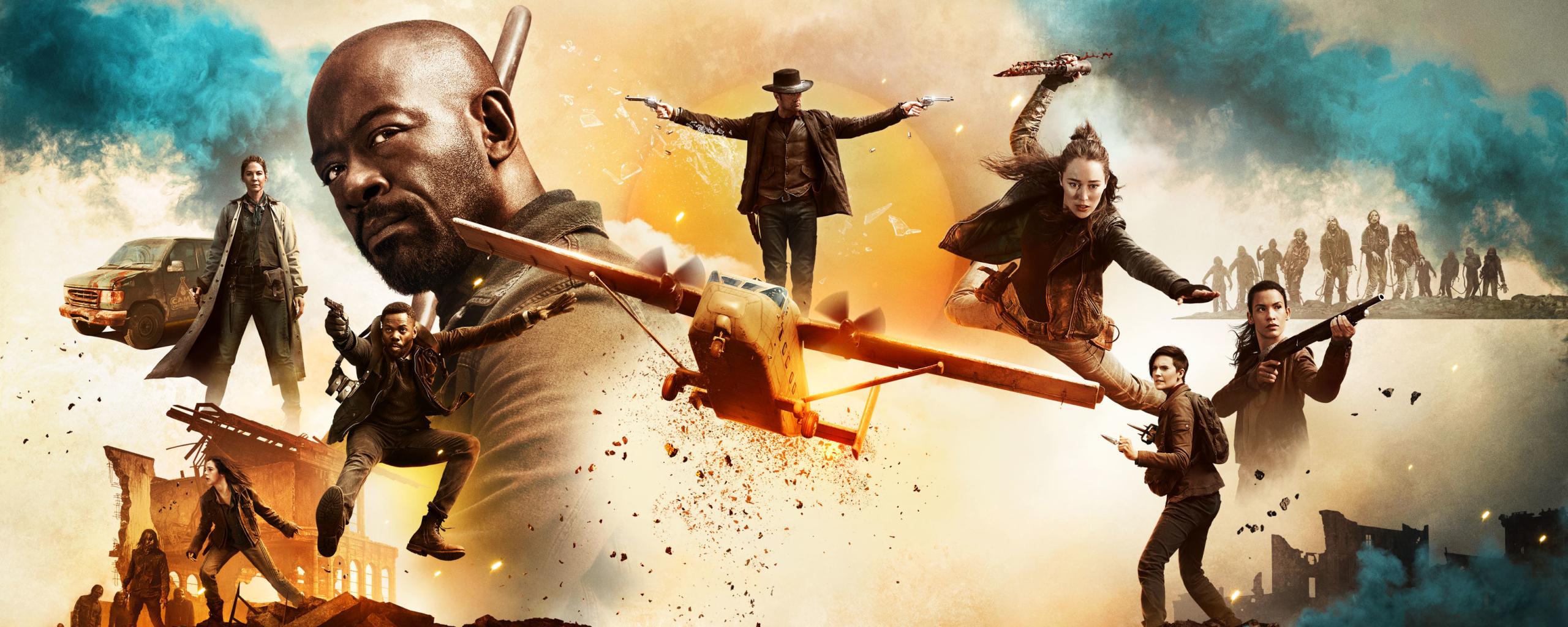 2560x1024 Fear The Walking Dead Season 5 2560x1024 Resolution