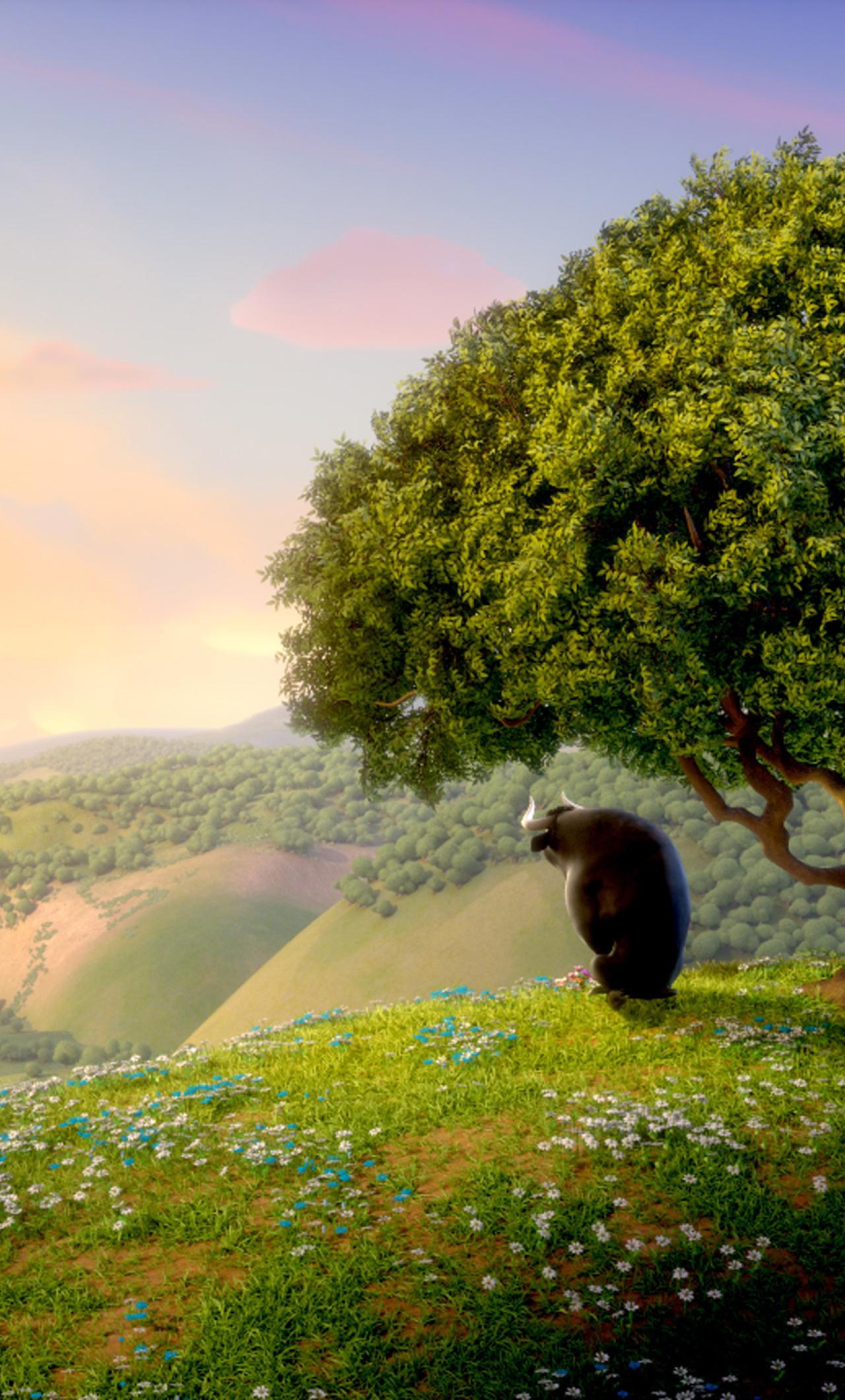 Ferdinand Movie Artwork Full HD 2K Wallpaper
