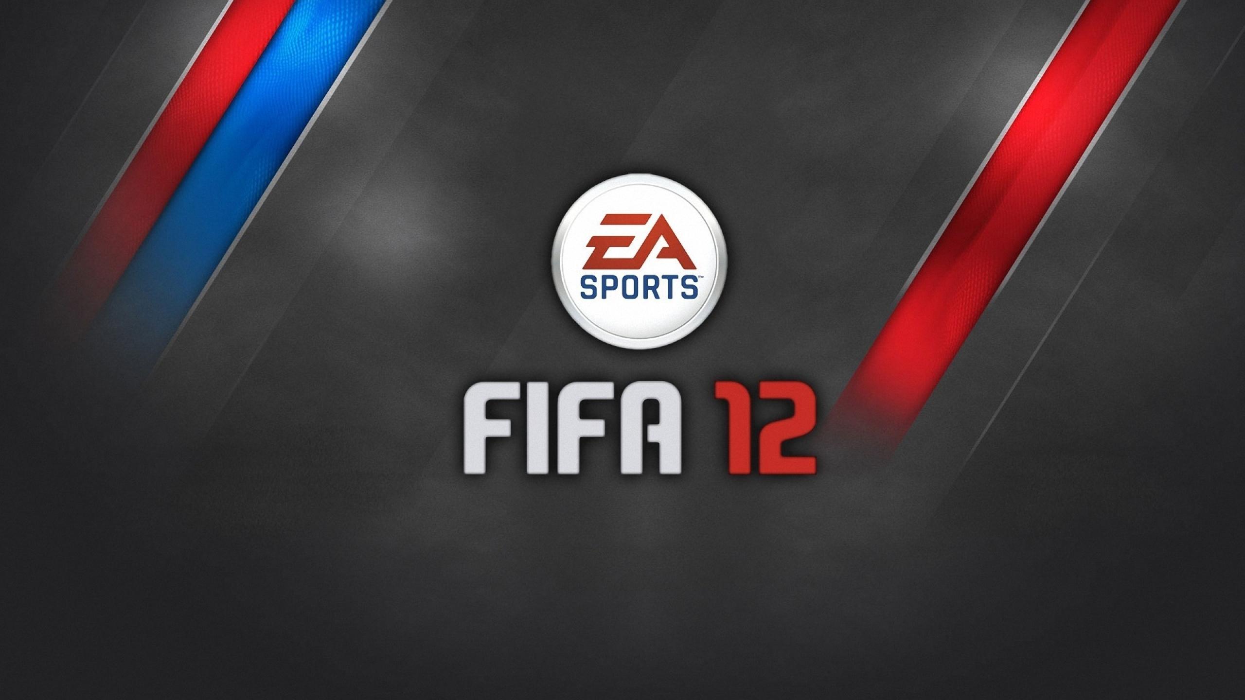 2560x1440 Fifa 12 Name Font 1440p Resolution Wallpaper Hd