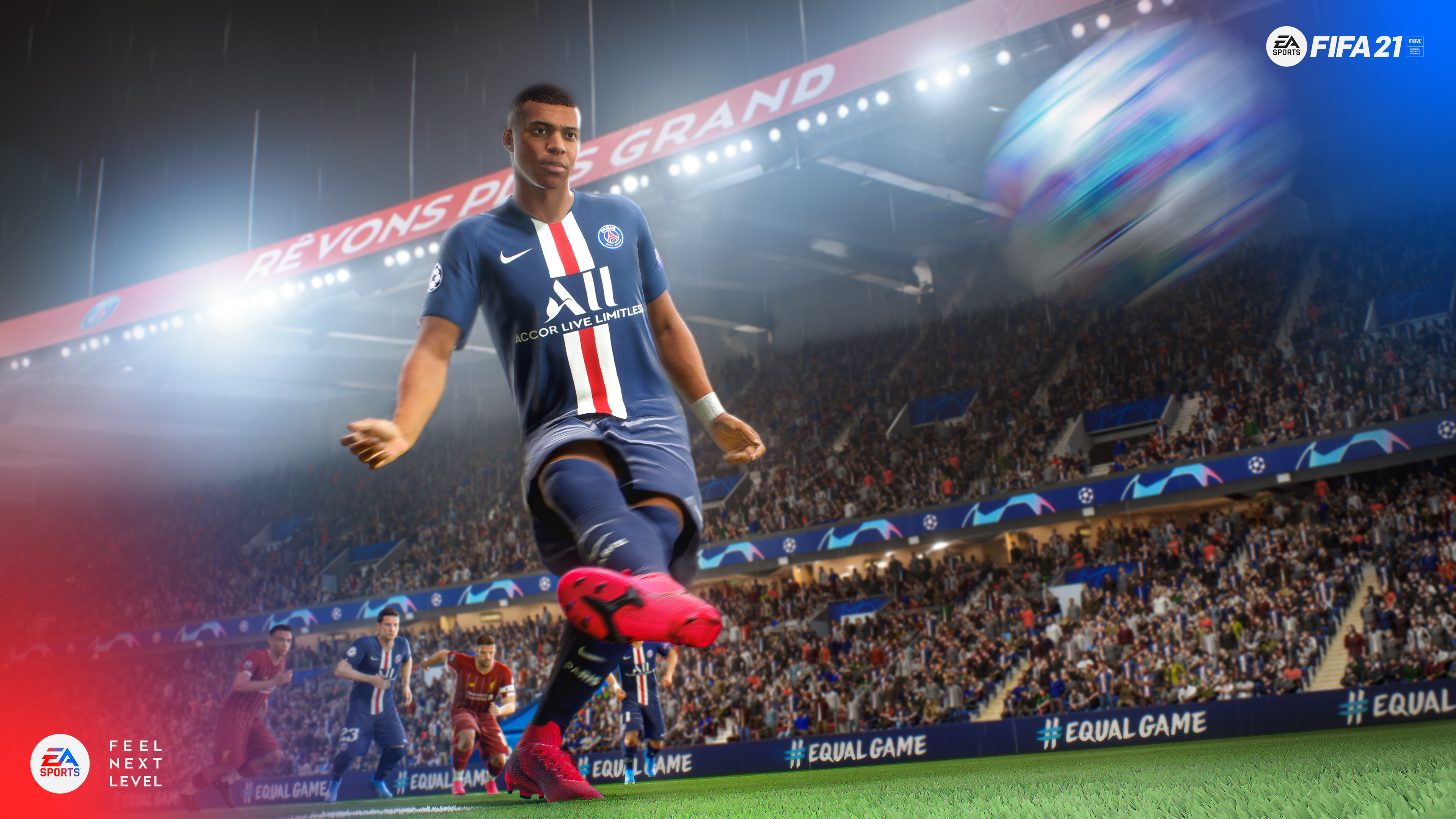 FIFA 21 Wallpaper, HD Games 4K Wallpapers, Images, Photos ...