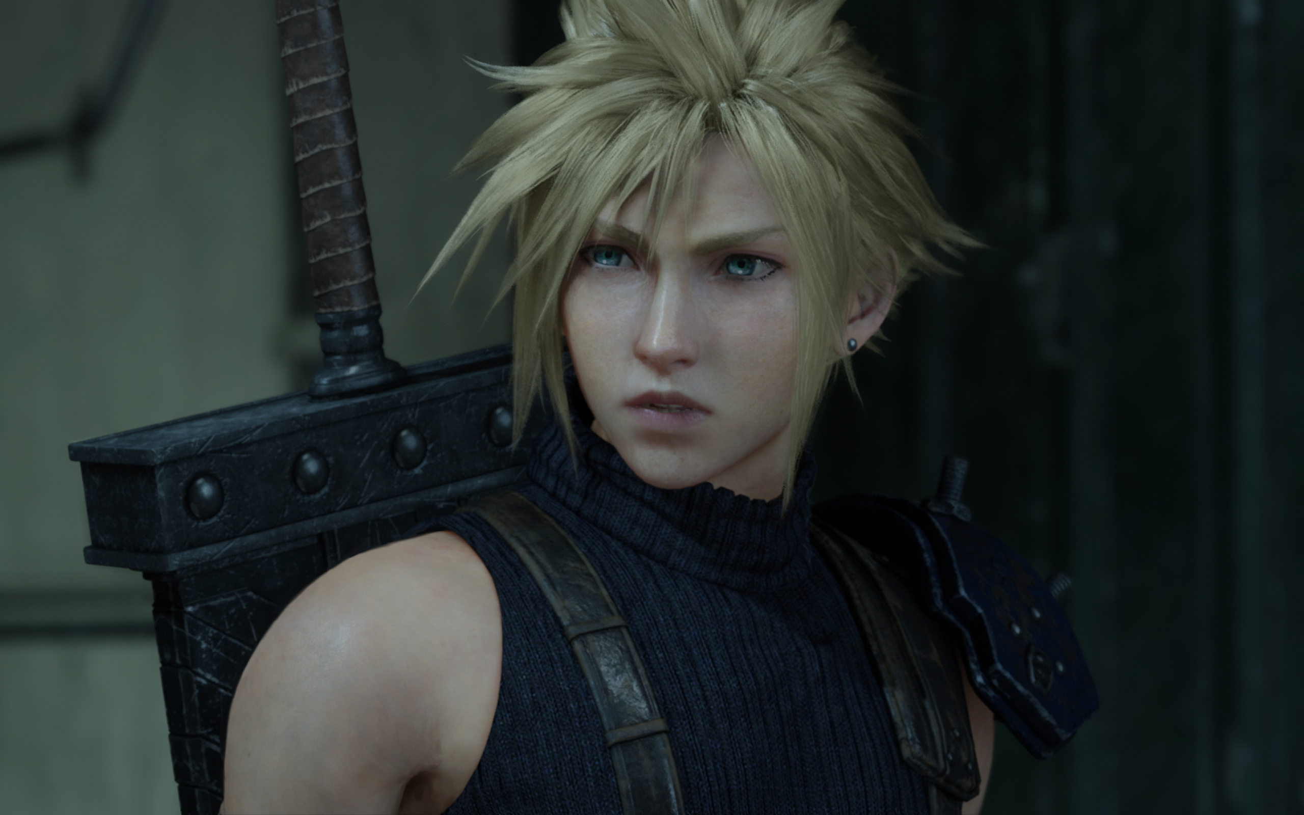 2560x1600 Final Fantasy Vii Remake 2019 2560x1600 Resolution