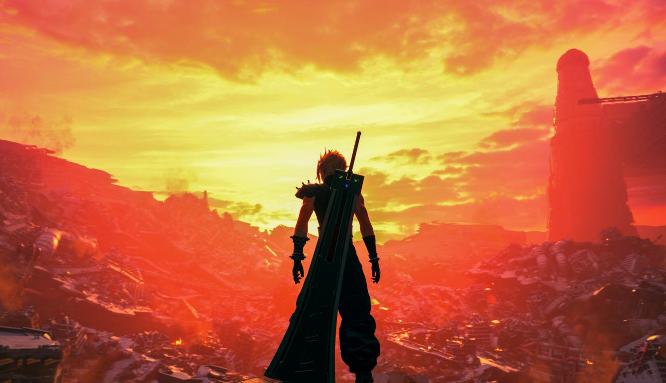 1336x768 Final Fantasy VII Remake 2020 HD Laptop Wallpaper ...