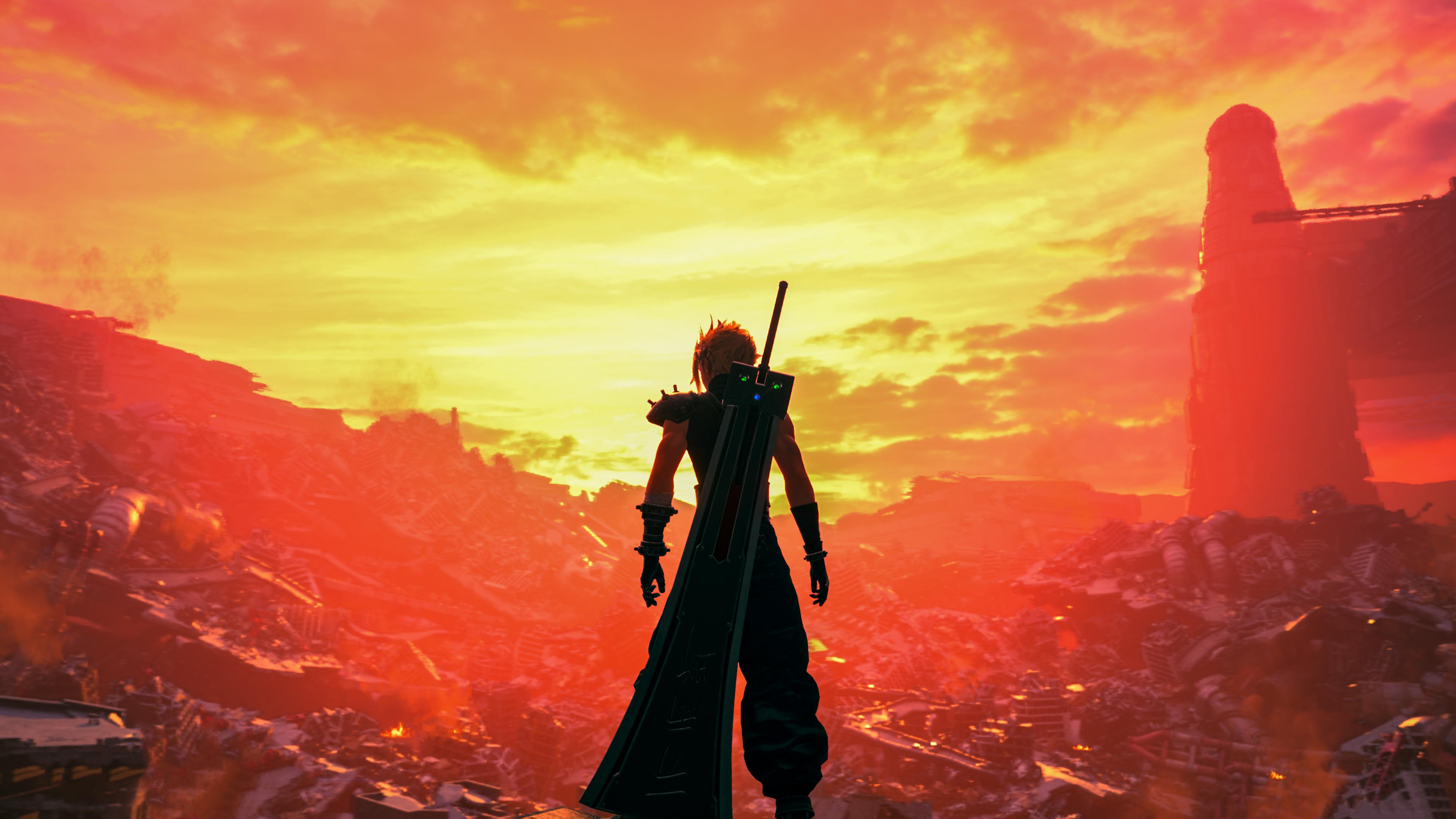 Final Fantasy VII Remake 2020 Wallpaper, HD Games 4K ...