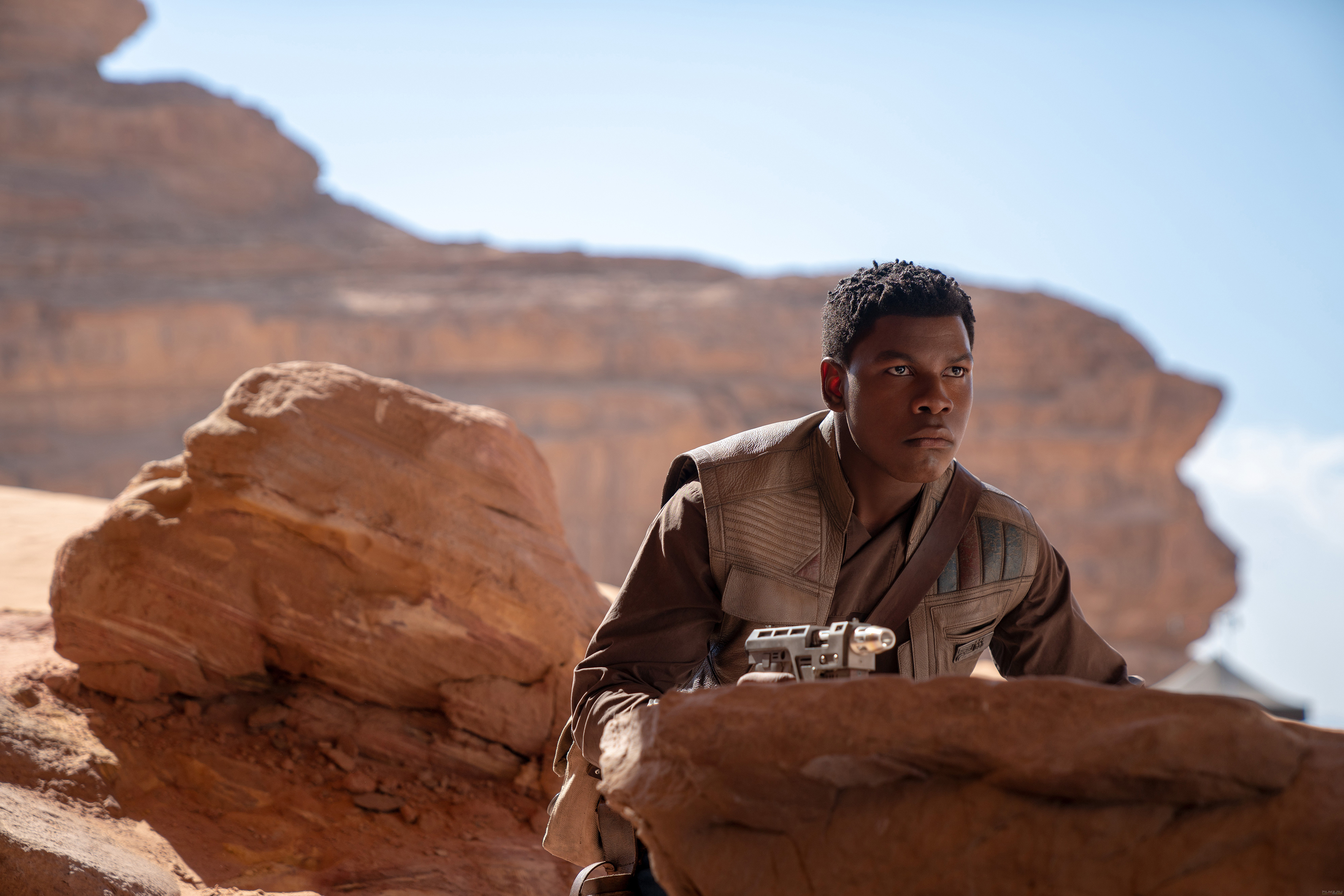 2560x1440 Finn In Star Wars 1440p Resolution Wallpaper Hd Movies 4k Wallpapers Images Photos And Background