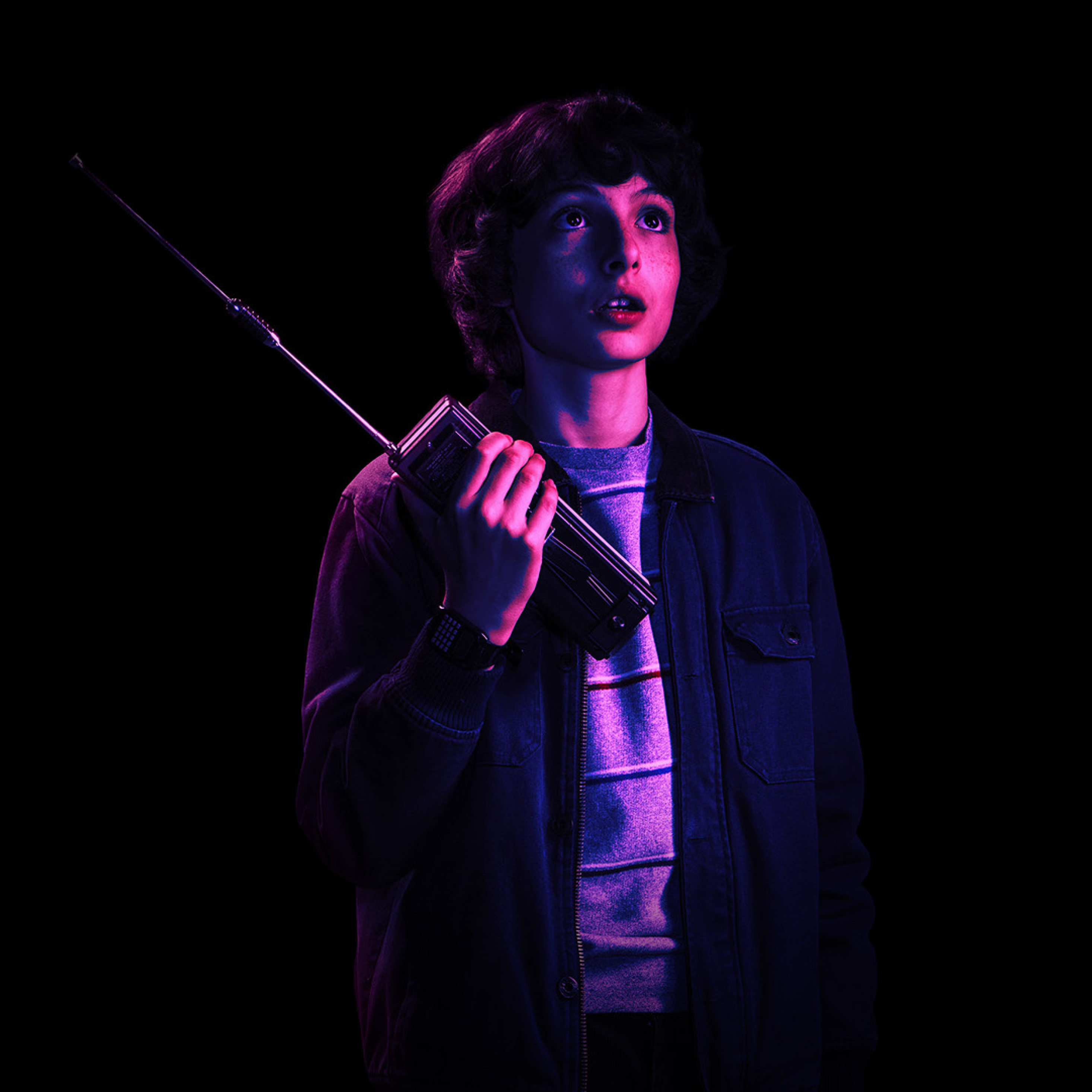 Tesla Model 3 4k Hd Desktop Wallpaper For 4k Ultra Hd Tv: Download Finn Wolfhard In Stranger Things 2932x2932