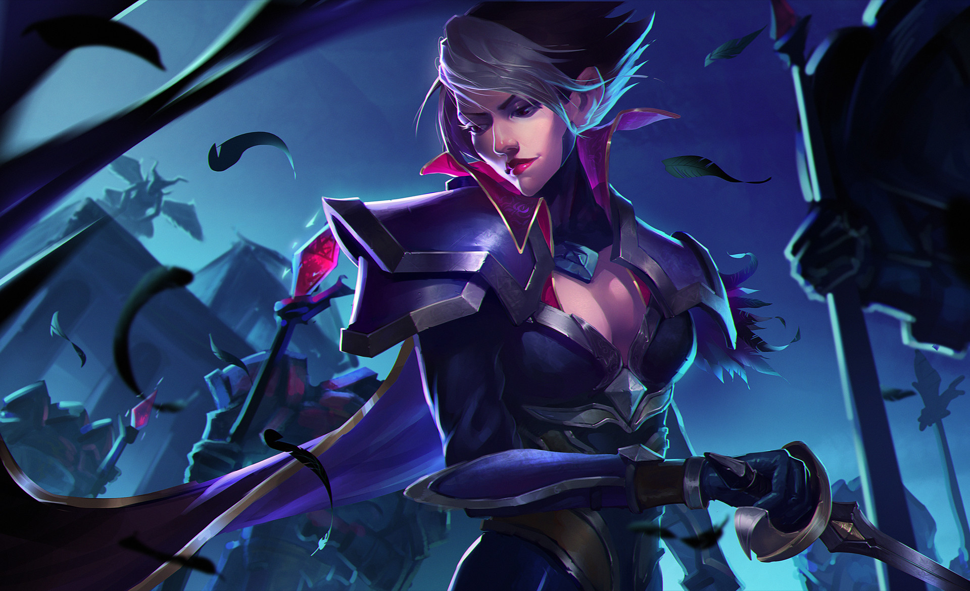Fiora Lol Wallpaper Hd Games 4k Wallpapers Images Photos And