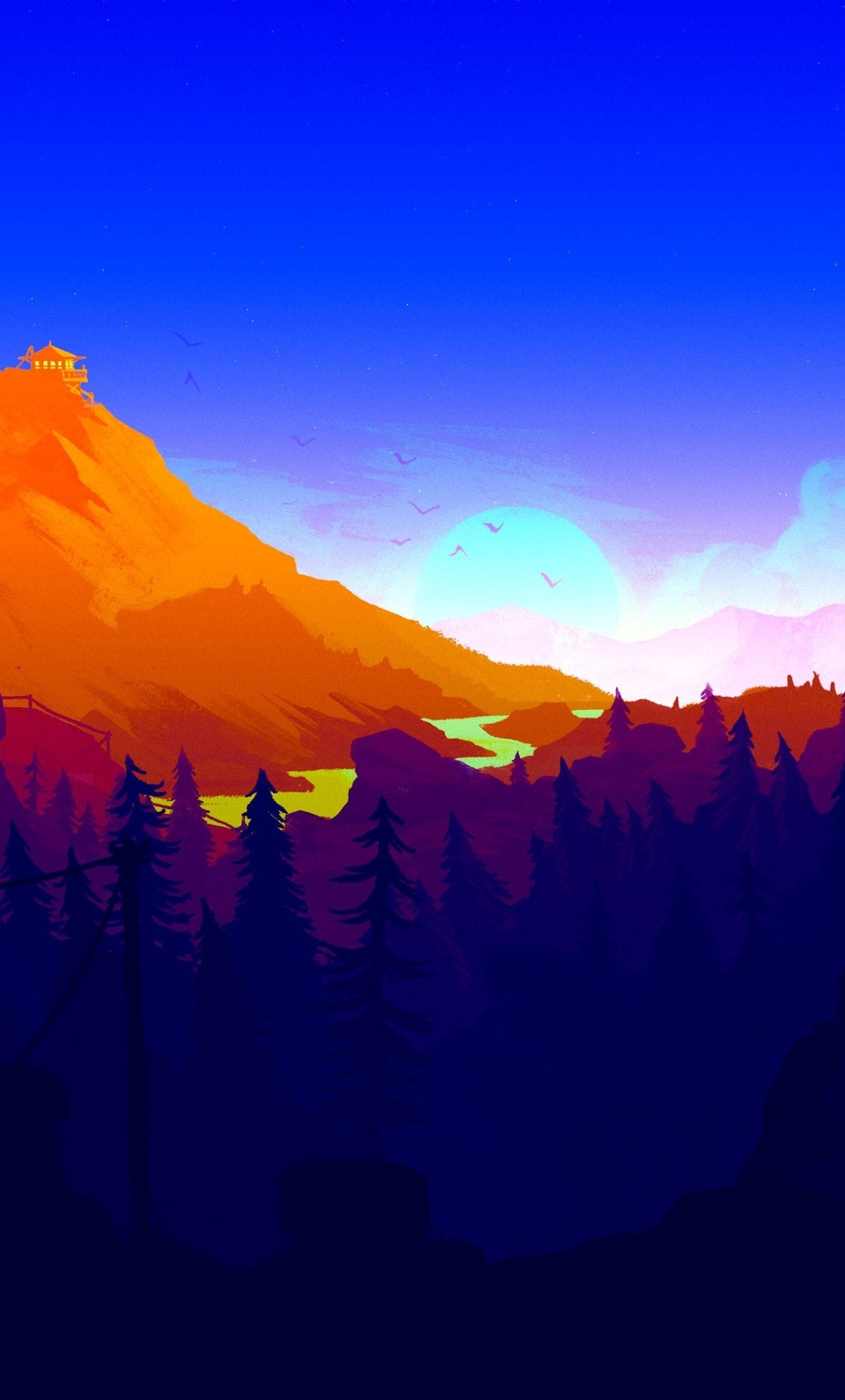 firewatch 2017 hd 4k wallpaper