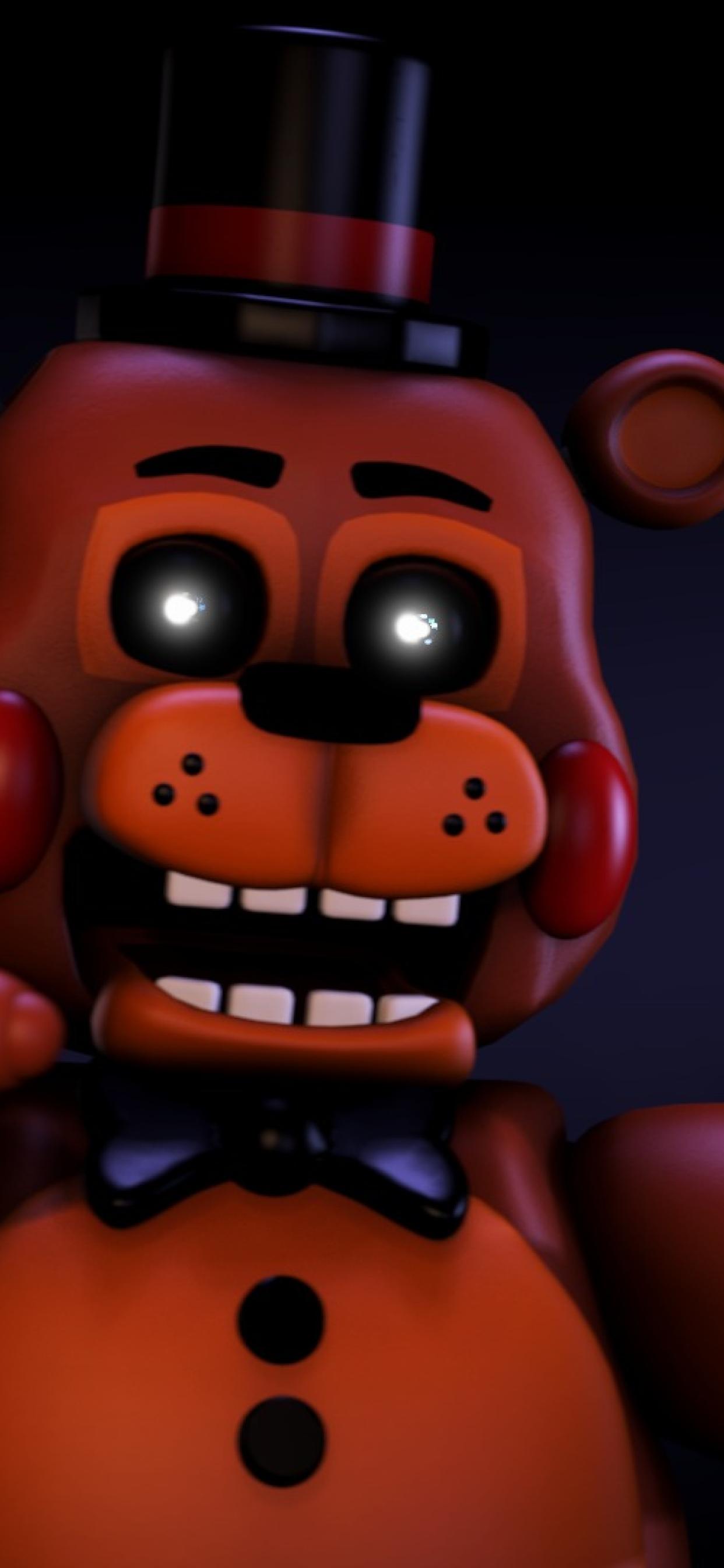 1242x2688 Five Nights At Freddy S 2 Iphone Xs Max Wallpaper Hd