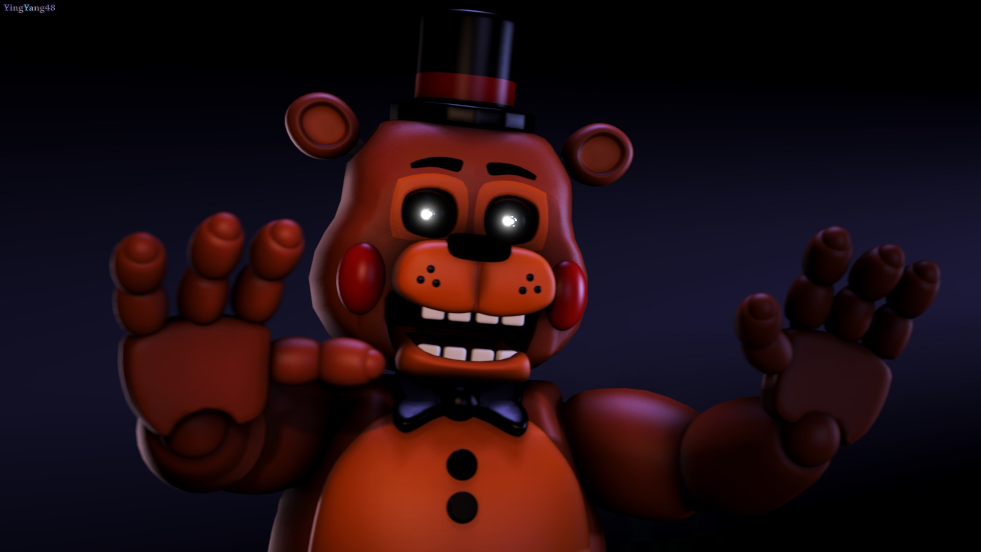 Five Nights At Freddy S 2 Wallpaper Hd Games 4k Wallpapers