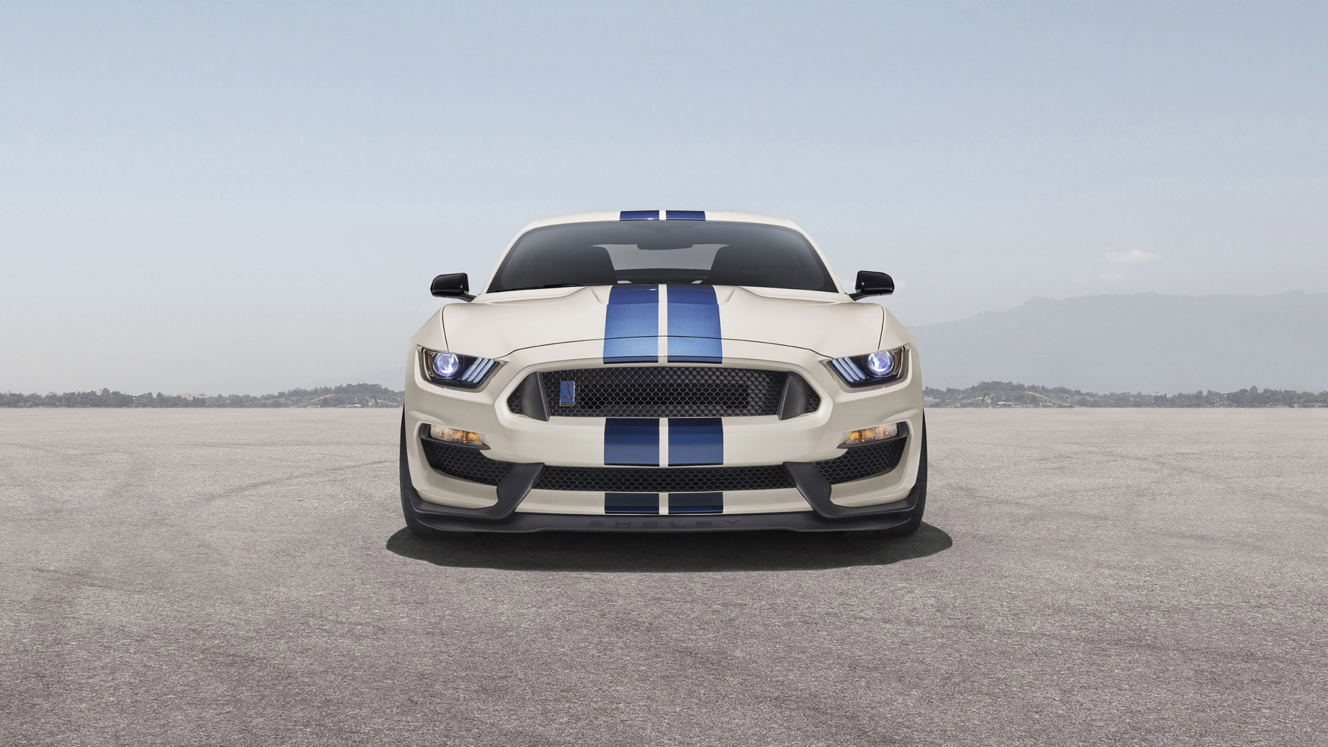 1920x1080 Ford Mustang Shelby GT350 1080P Laptop Full HD ...
