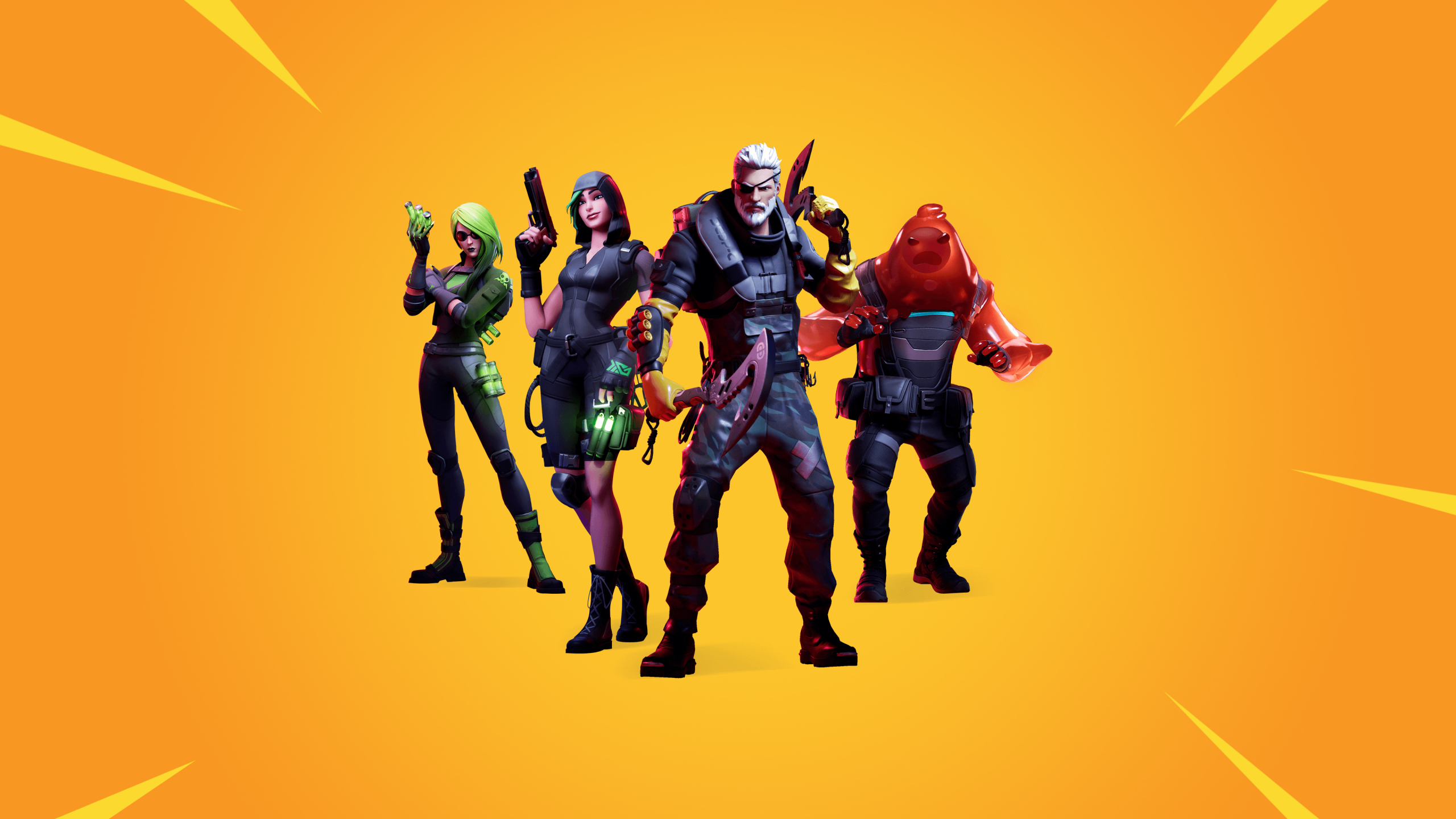 2560x1440 Fortnite 2 1440p Resolution Wallpaper Hd Games 4k