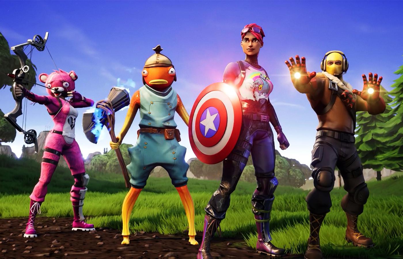 1400x900 fortnite avengers 1400x900 resolution wallpaper