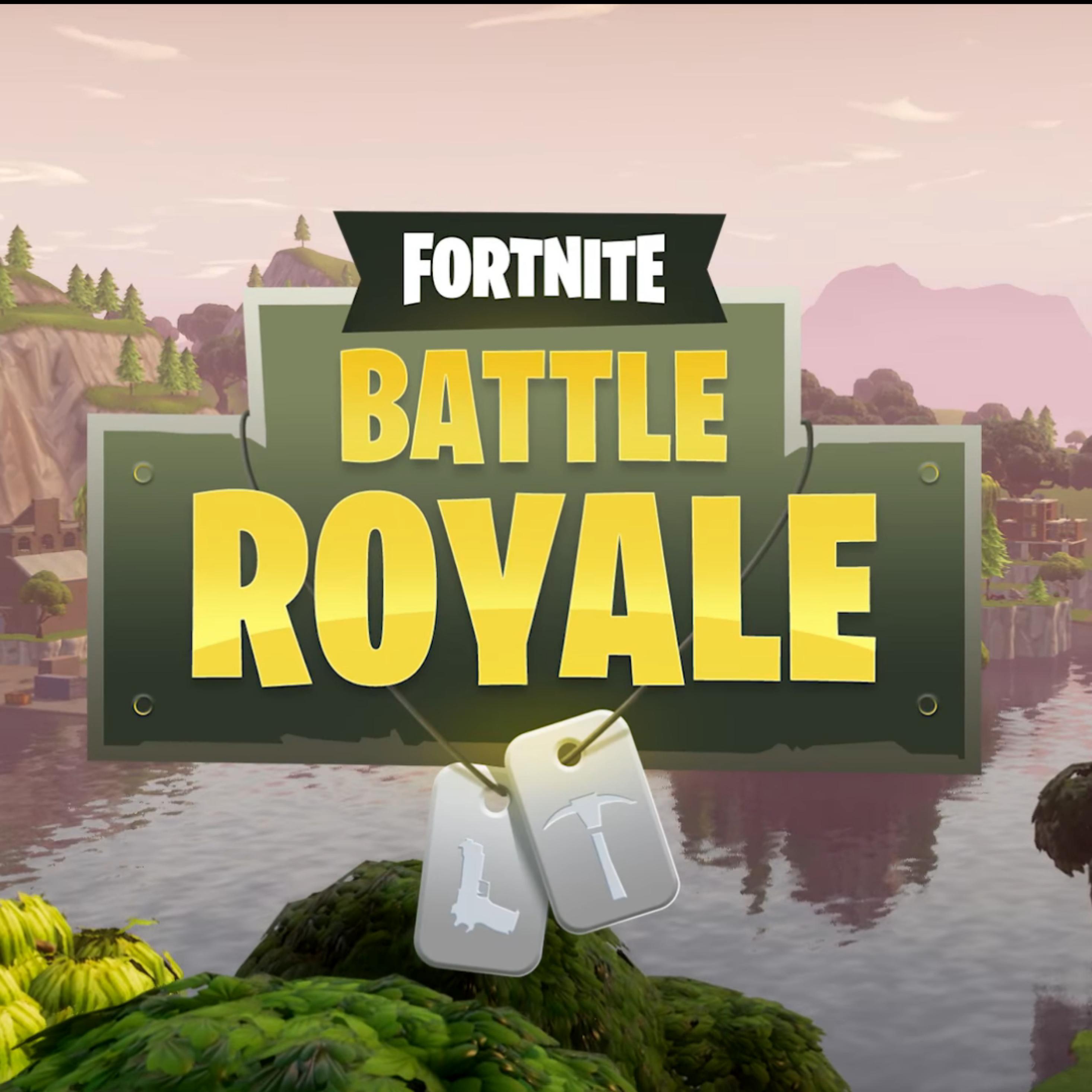 download fortnite battle royale game poster 2560x1600