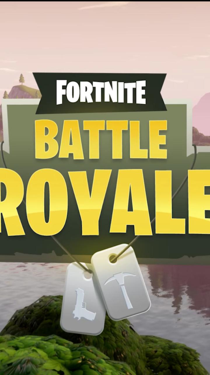 X2 Poster Fortnite Battle Royale...