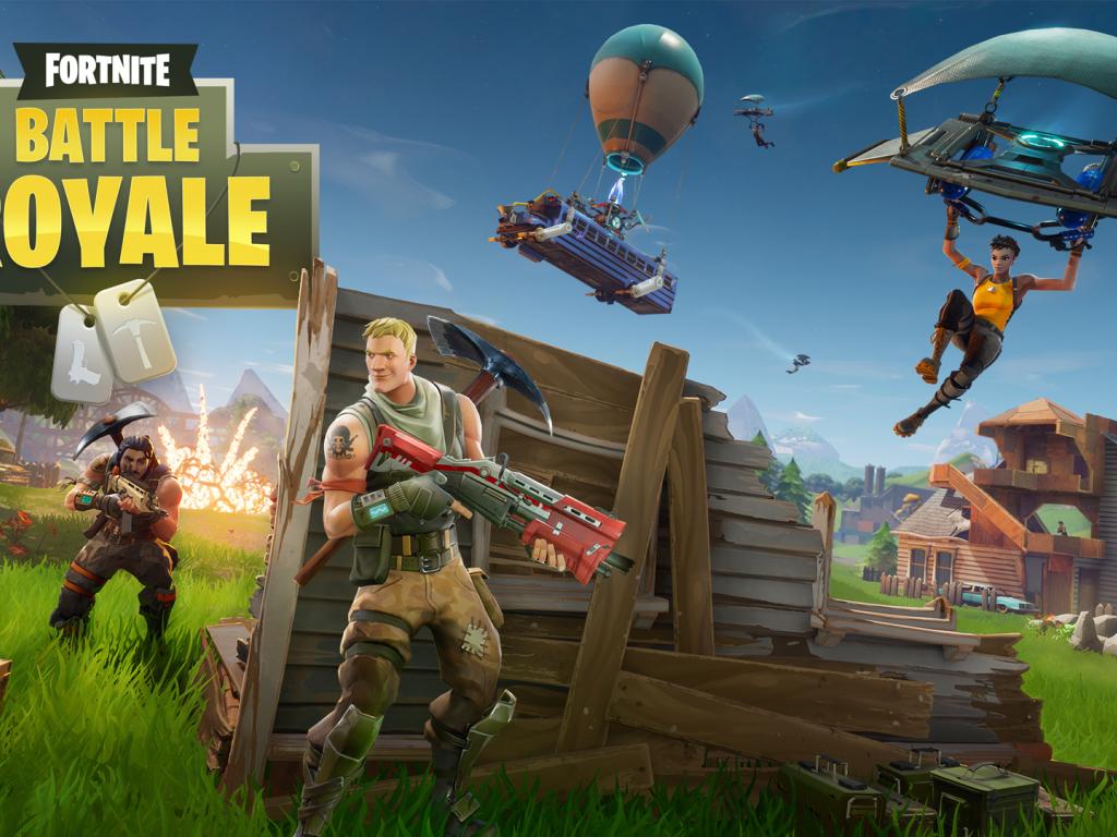 Fortnite: Battle Royale Crack - Cracked Games