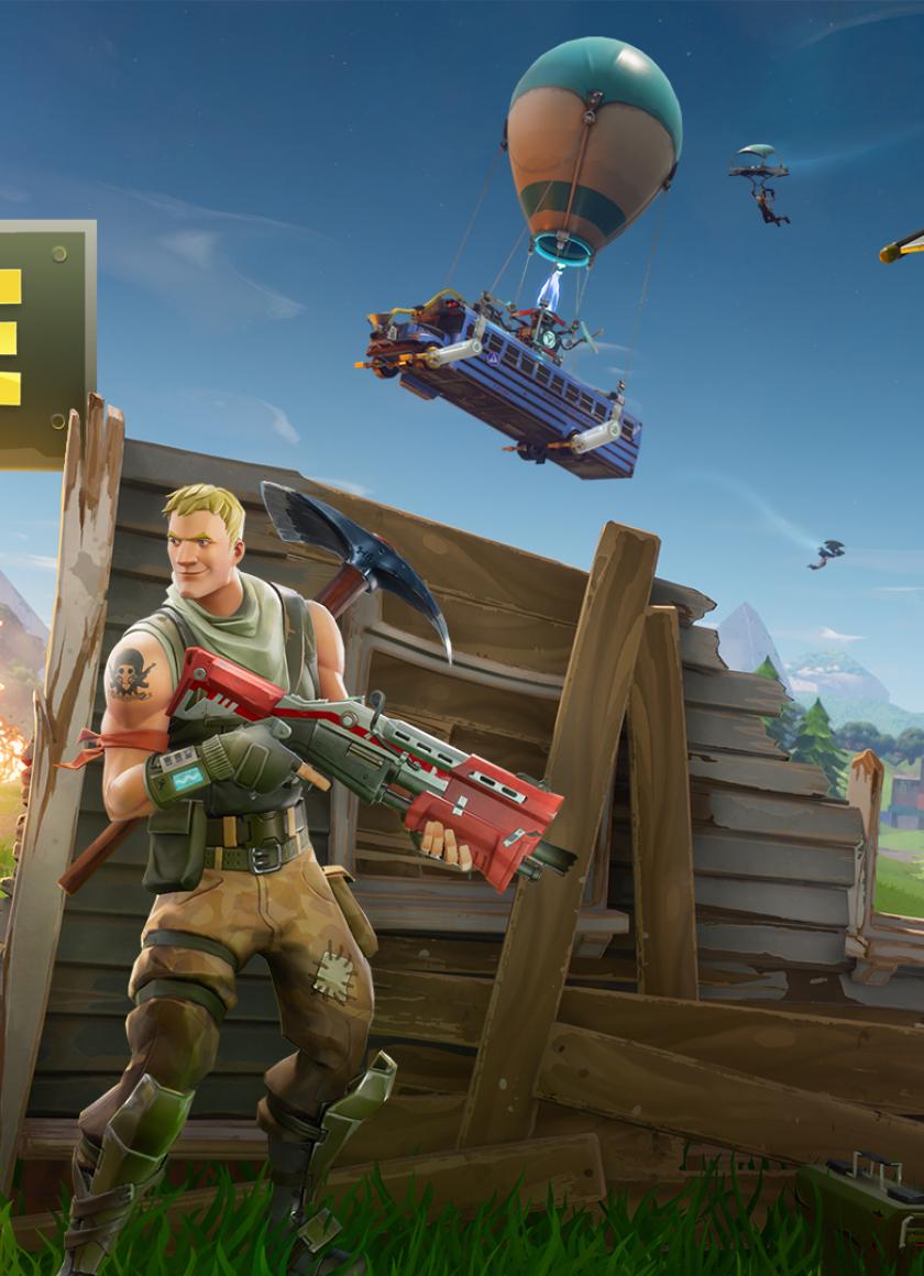 Fortnite Battle Royale, Full HD Wallpaper