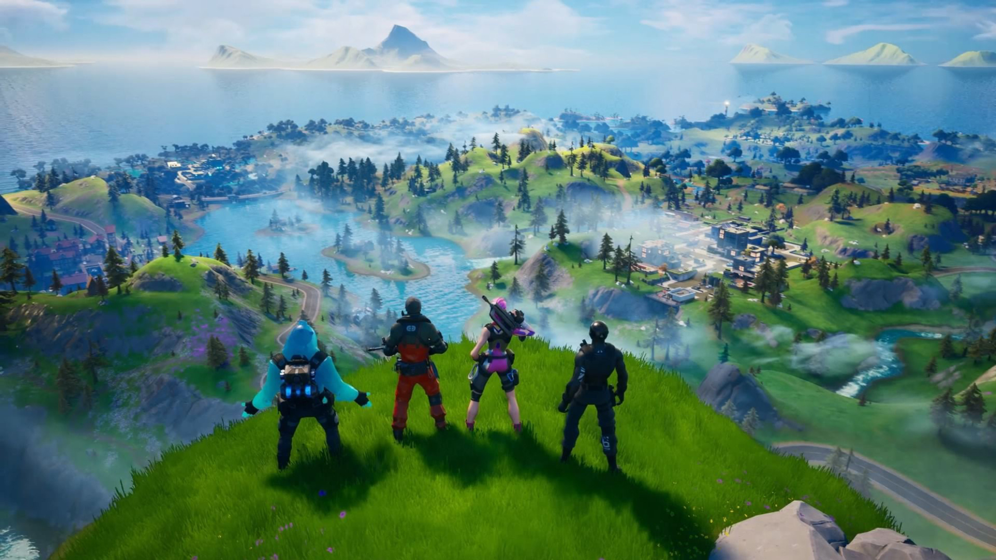 2048x1152 Fortnite Chapter 2 Game 2048x1152 Resolution