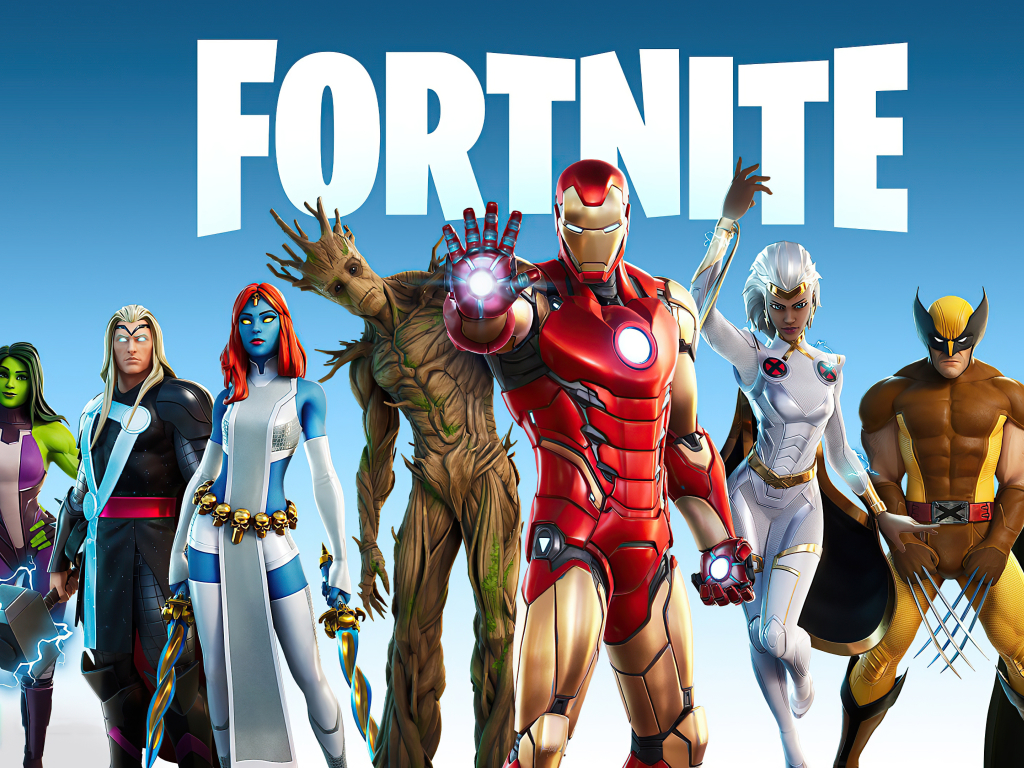 1024x768 Fortnite Chapter 2 Season 4 1024x768 Resolution Wallpaper Hd Games 4k Wallpapers Images Photos And Background