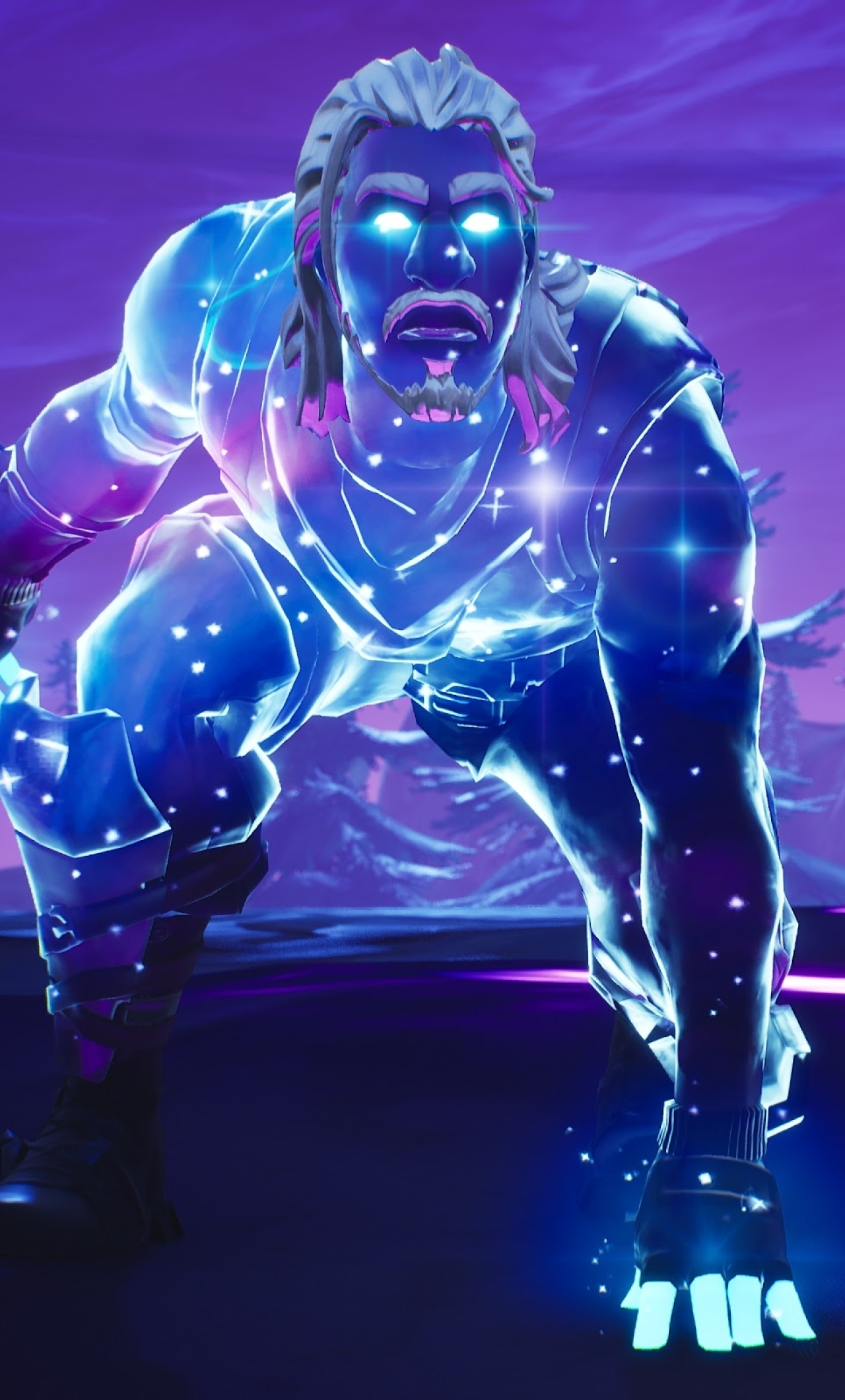 1280x2120 Fortnite Galaxy iPhone 6 plus Wallpaper, HD ...
