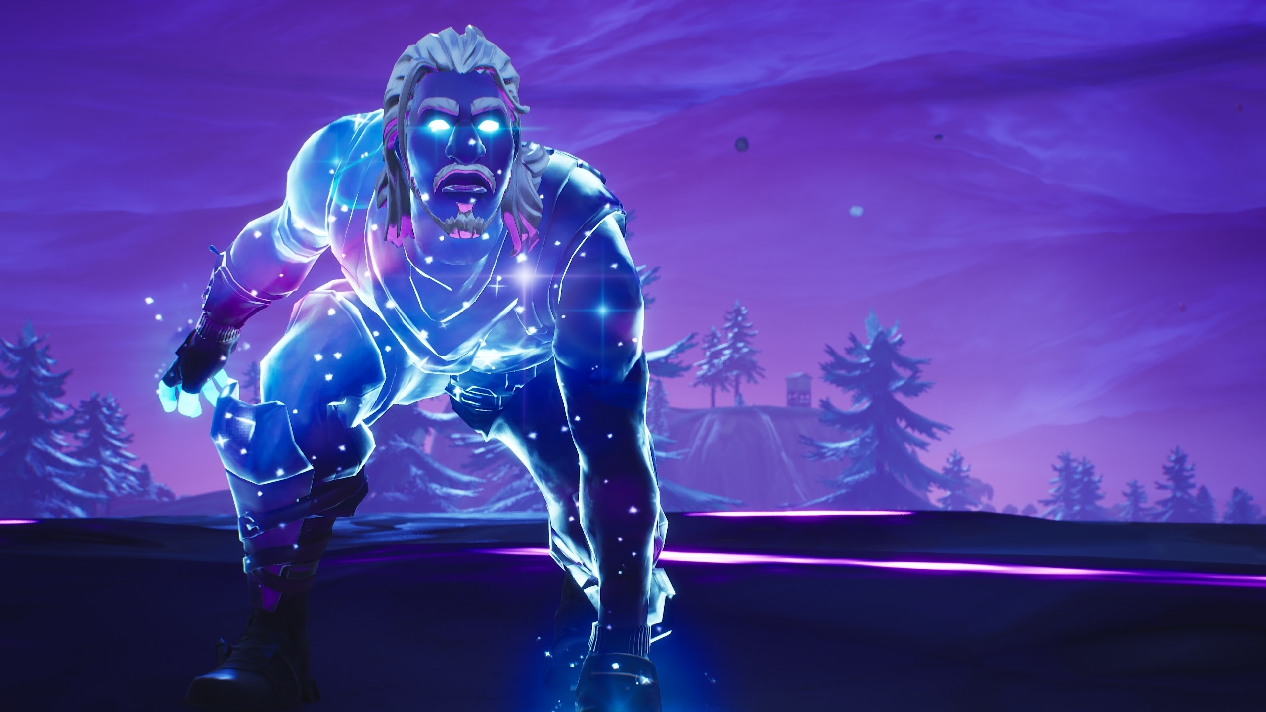 2560x1440 Fortnite Galaxy 1440p Resolution Wallpaper Hd