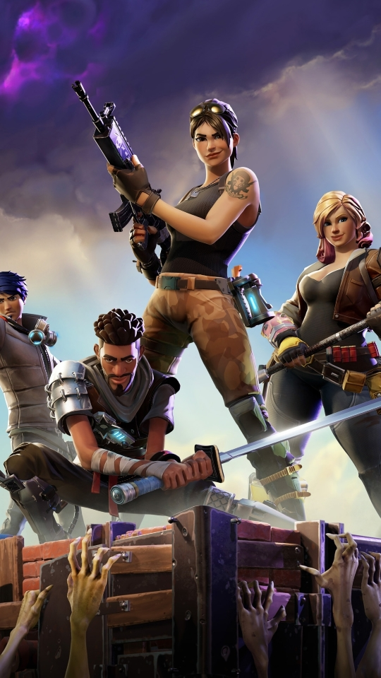 X2 Poster Fortnite Game Poster, ...