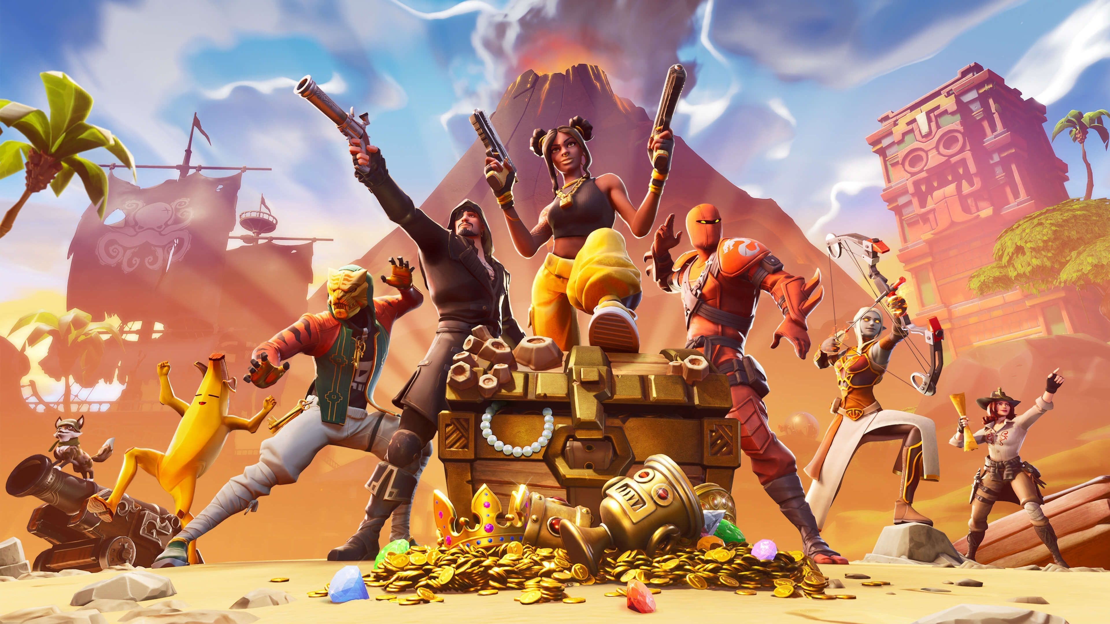 Fortnite Heroes Wallpaper Hd Games 4k Wallpapers Images Photos And Background