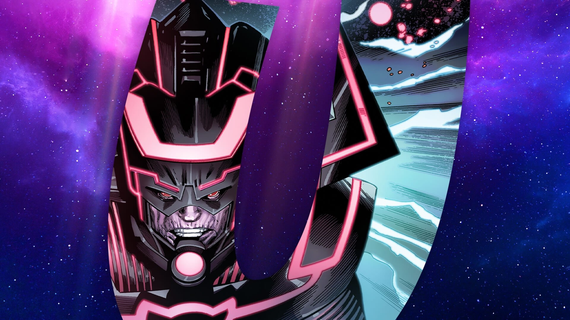 Fortnite Marvel Galactus Wallpaper Hd Games 4k Wallpapers Images Photos And Background