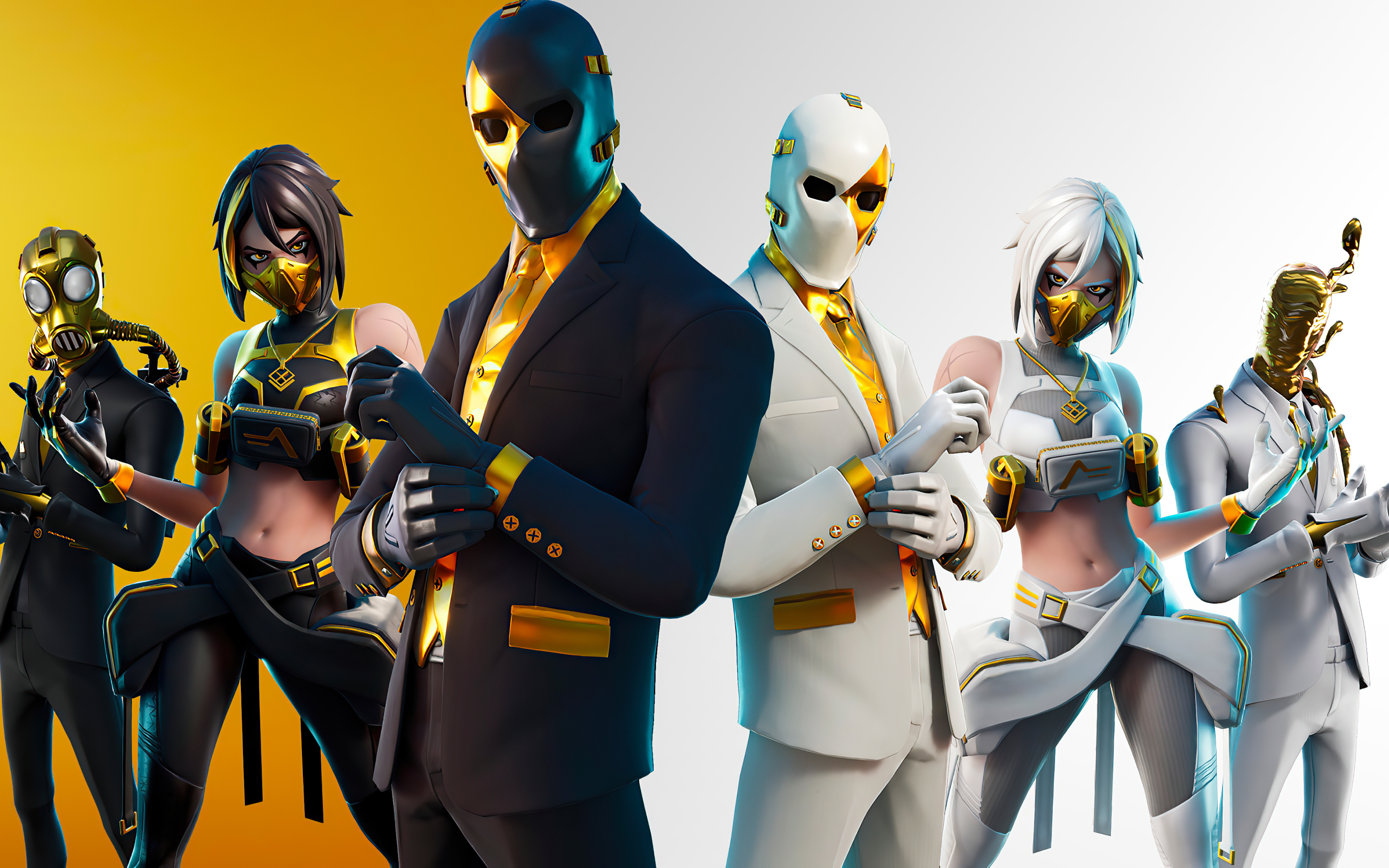 3840x2400 Fortnite Shadow And Ghost Team 4k 3840x2400 Resolution Wallpaper Hd Games 4k Wallpapers Images Photos And Background