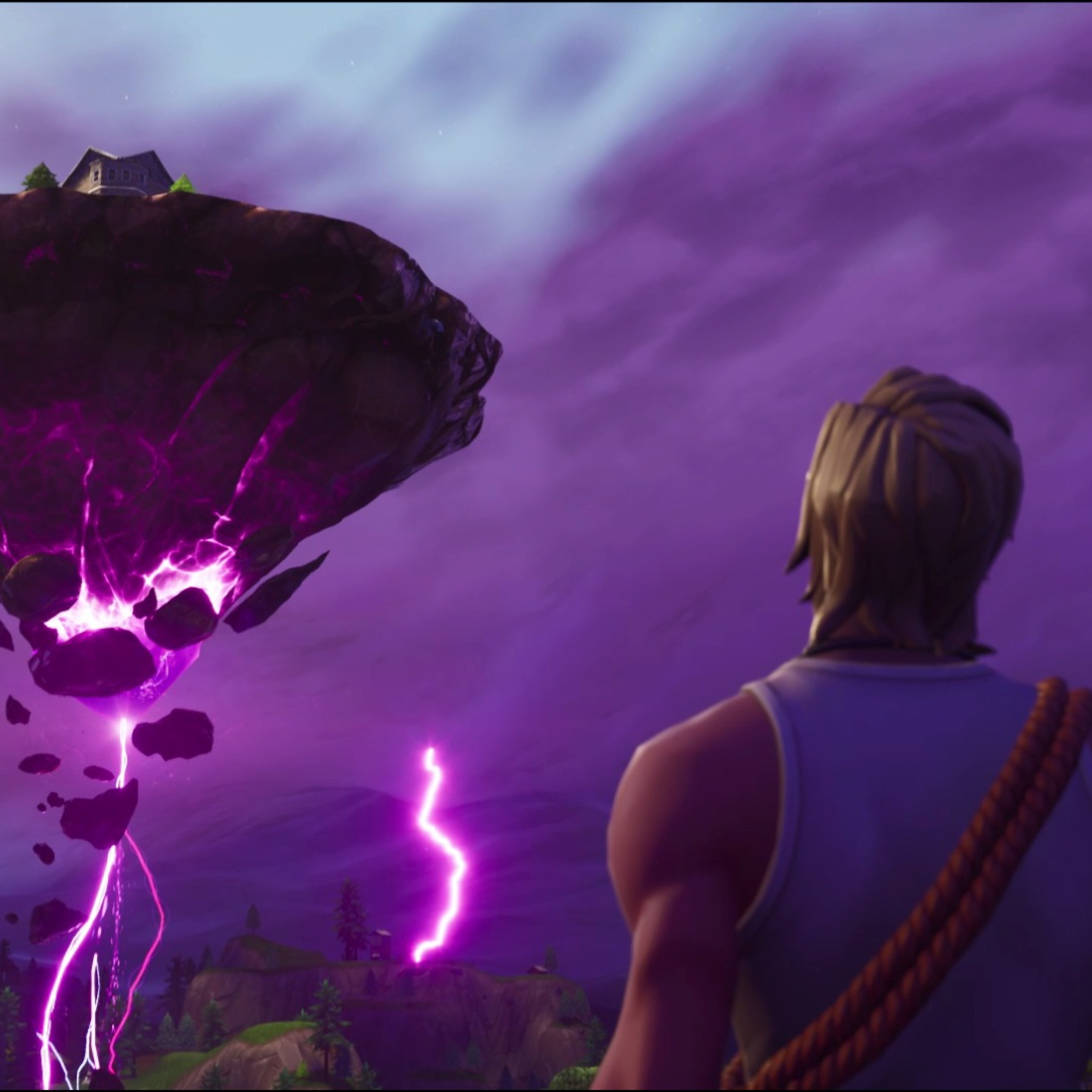 Download Fortnite Xbox One Gameplay 2248x2248 Resolution
