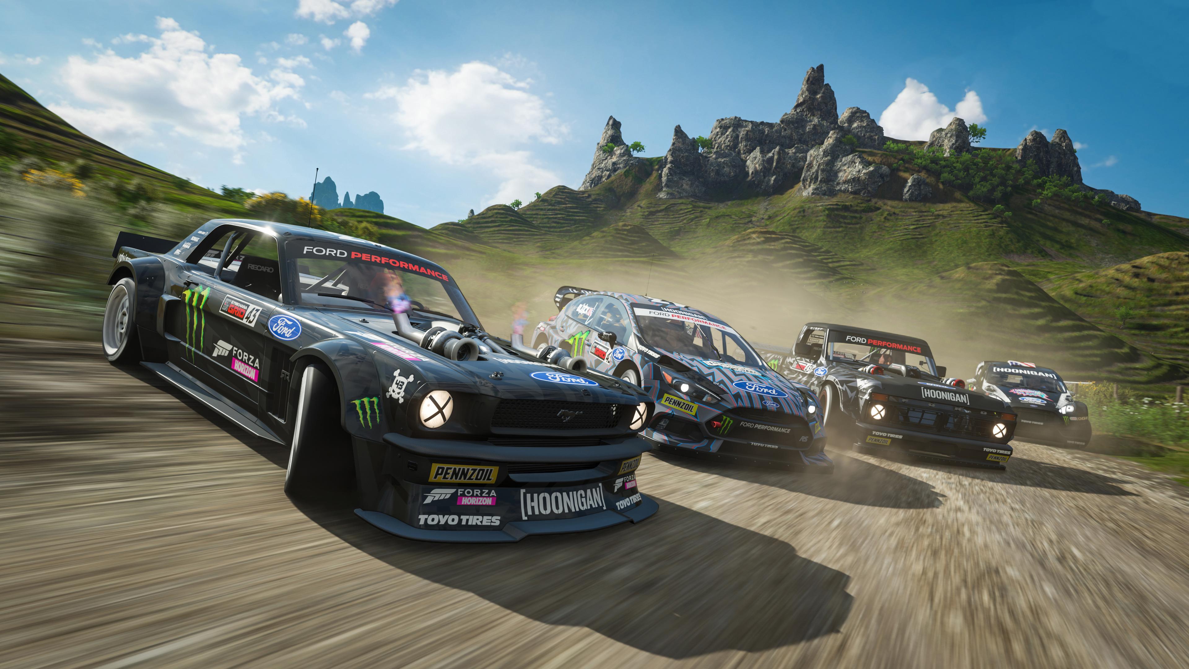 Fortune Island Forza Horizon 4 Wallpaper Hd Games 4k