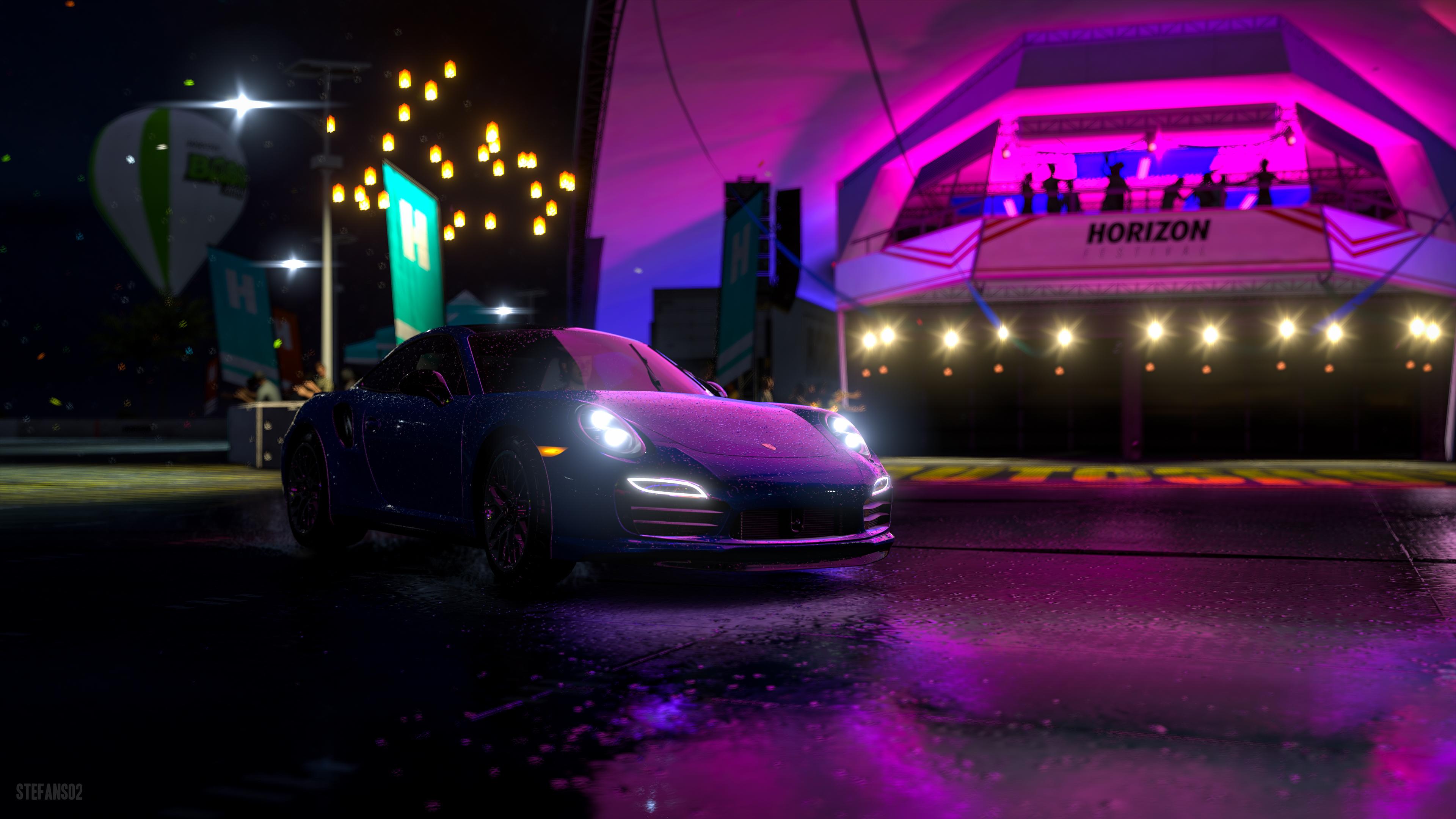 Forza Horizon 3 Porsche 911 Hd 4k Wallpaper