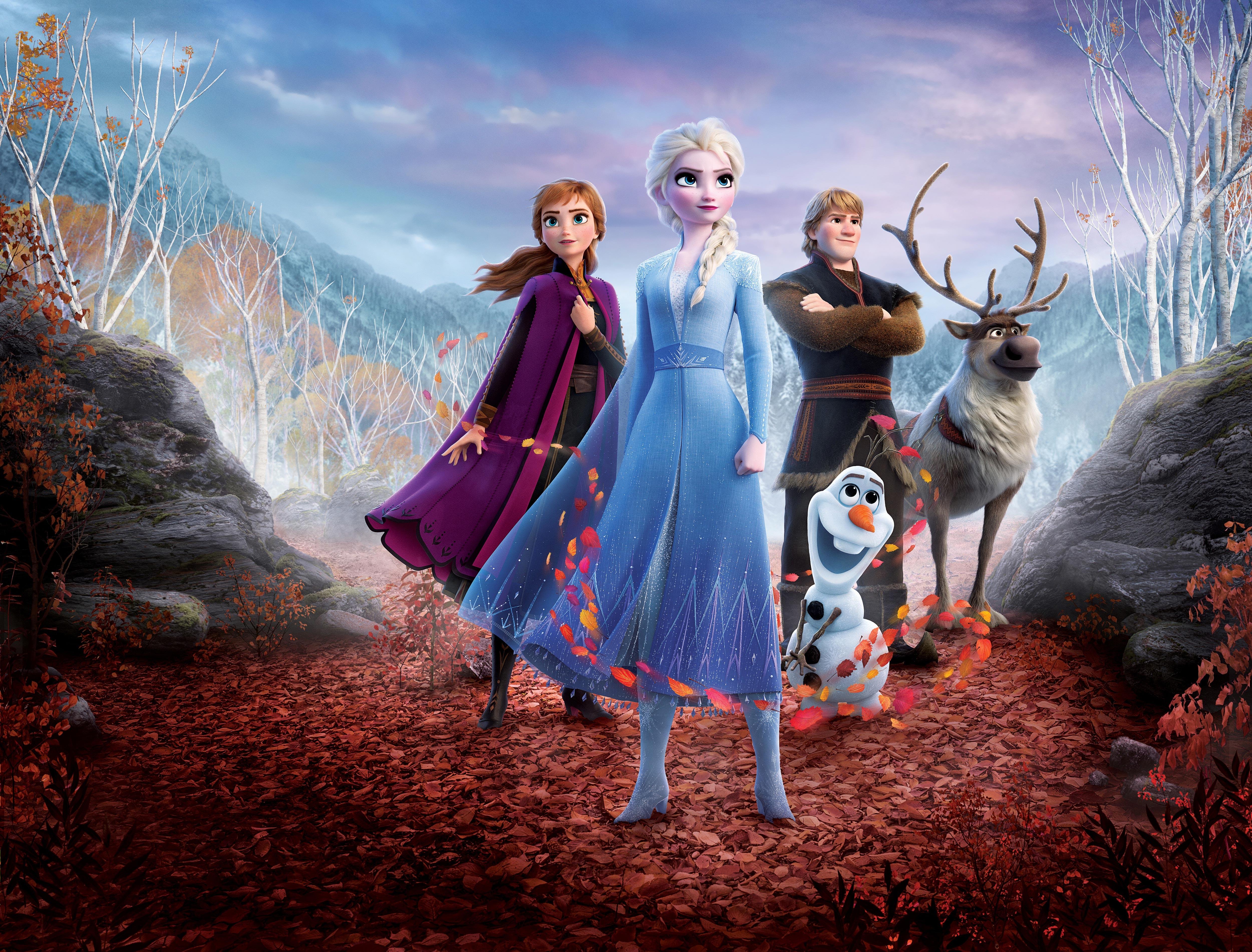 Frozen 2 Wallpaper, HD Movies 4K Wallpapers, Images ...