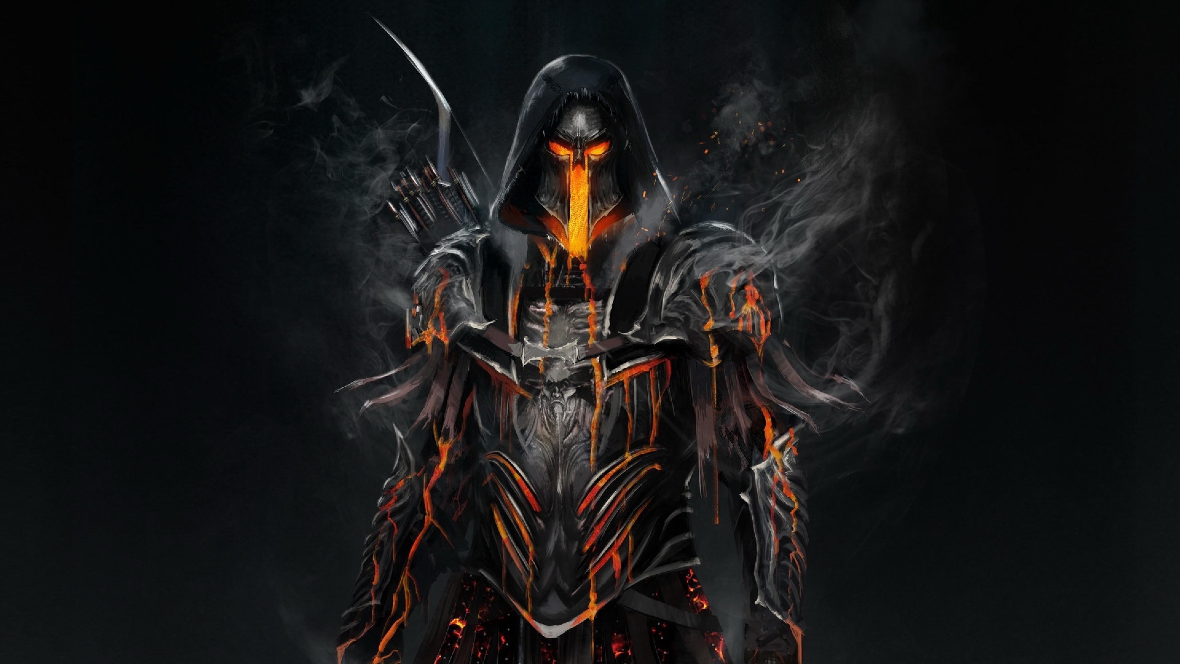 3840x2160 Game Assassins Creed Odyssey 4K Wallpaper, HD ...