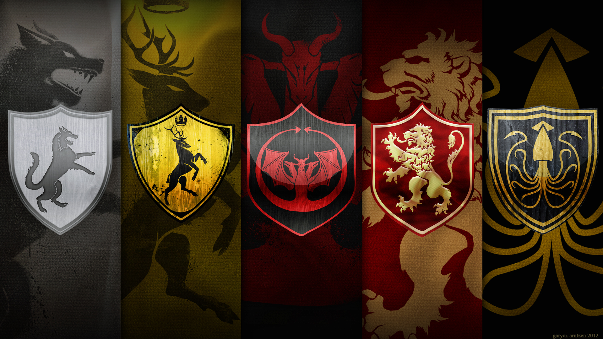 3840x2160 Game Of Thrones Hd Flag Wallpapers 4k Wallpaper
