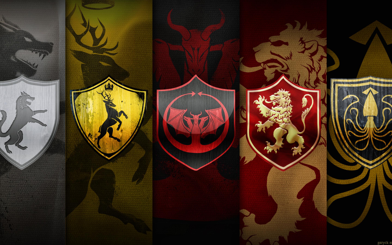 2880x1800 Game Of Thrones Hd Flag Wallpapers Macbook Pro Retina