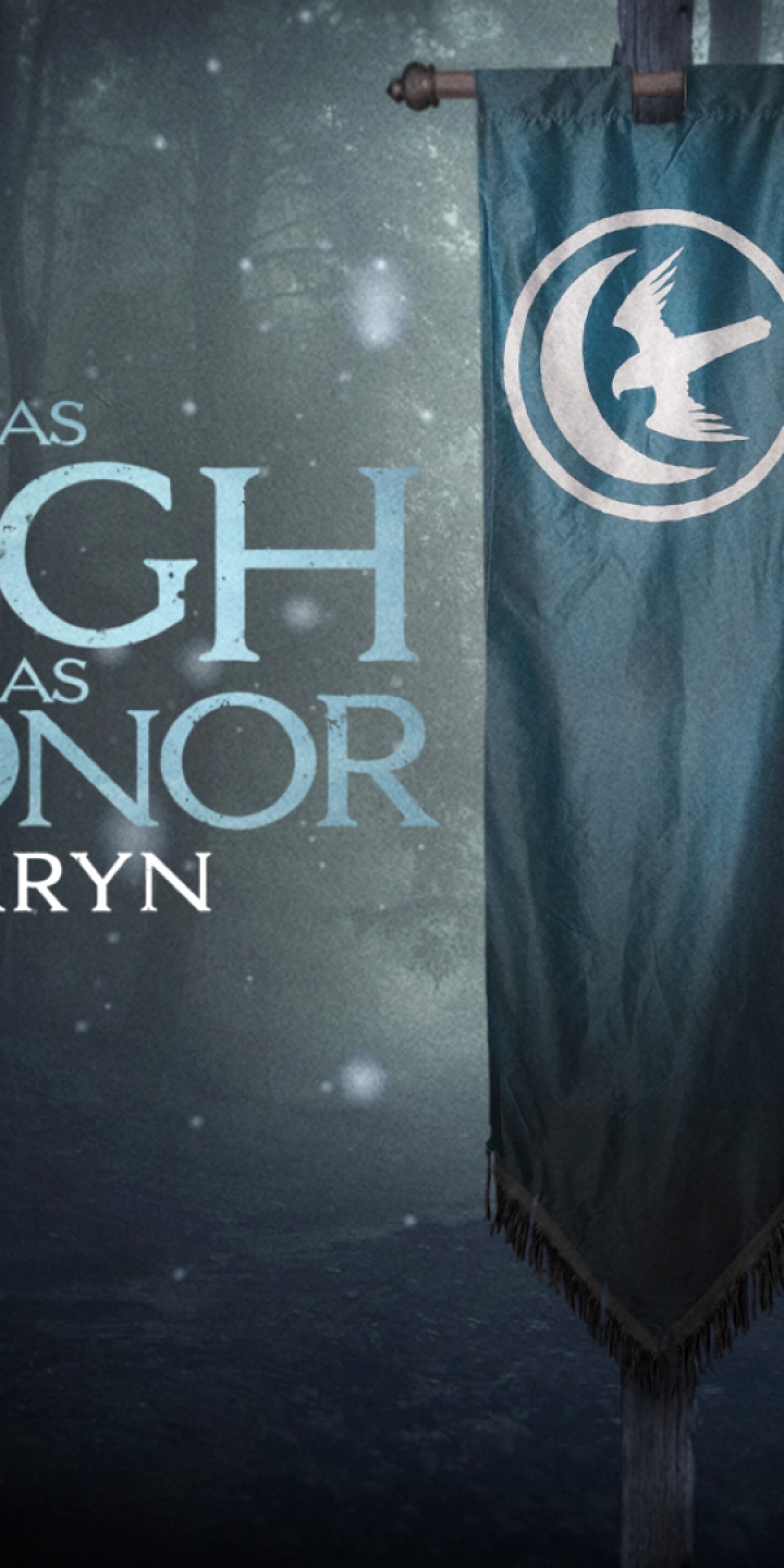 1440x2880 Game Of Thrones House Arryn Banner Hd 1440x2880
