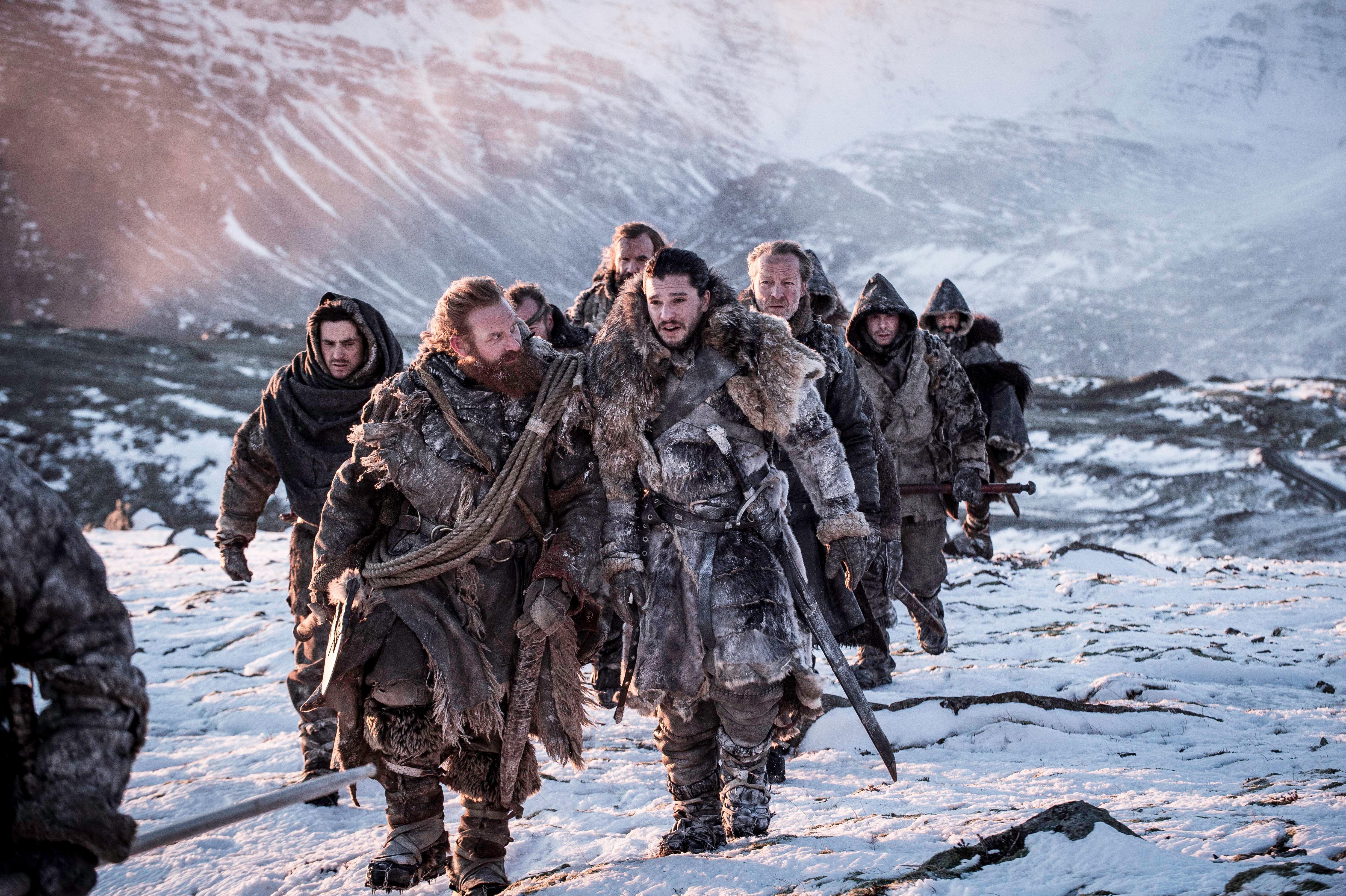Game Of Thrones Season 6 Wallpapers: Game Of Thrones Season 7 Ep. 6 Wallpaper, HD Movies 4K