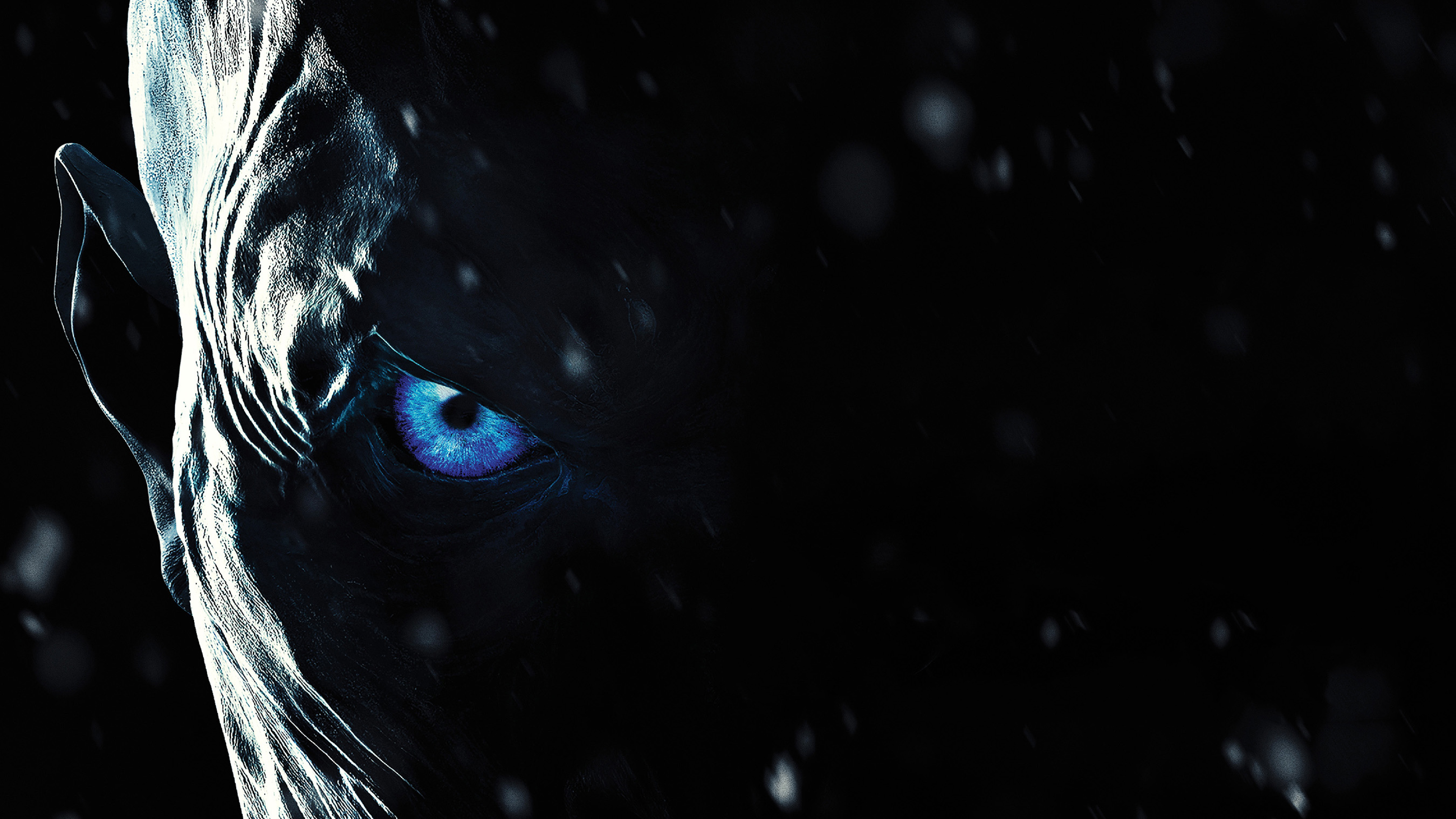 Download Die Original Wallpaper Des Samsung Galaxy S7: Game Of Thrones Season 7 White Walkers, Full HD 2K Wallpaper