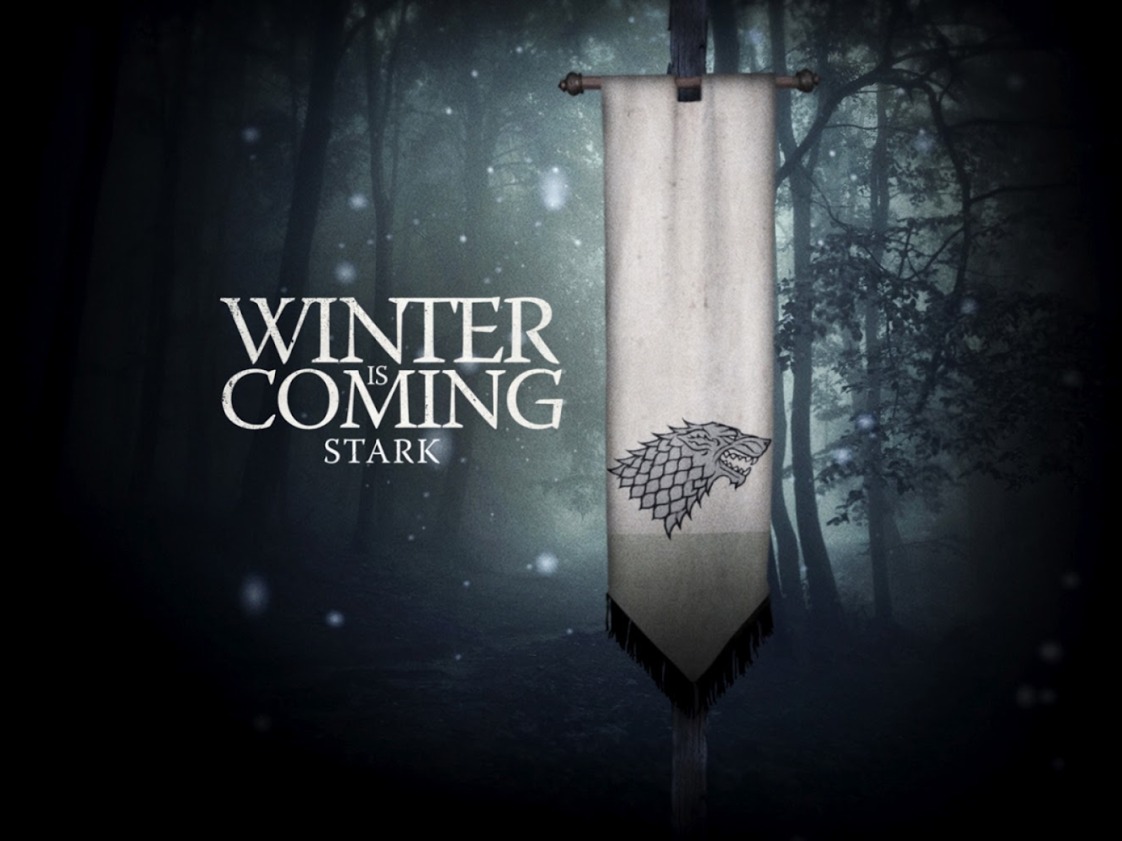 Game Of Thrones Winter Is Coming Stark Photoshoot, Full HD