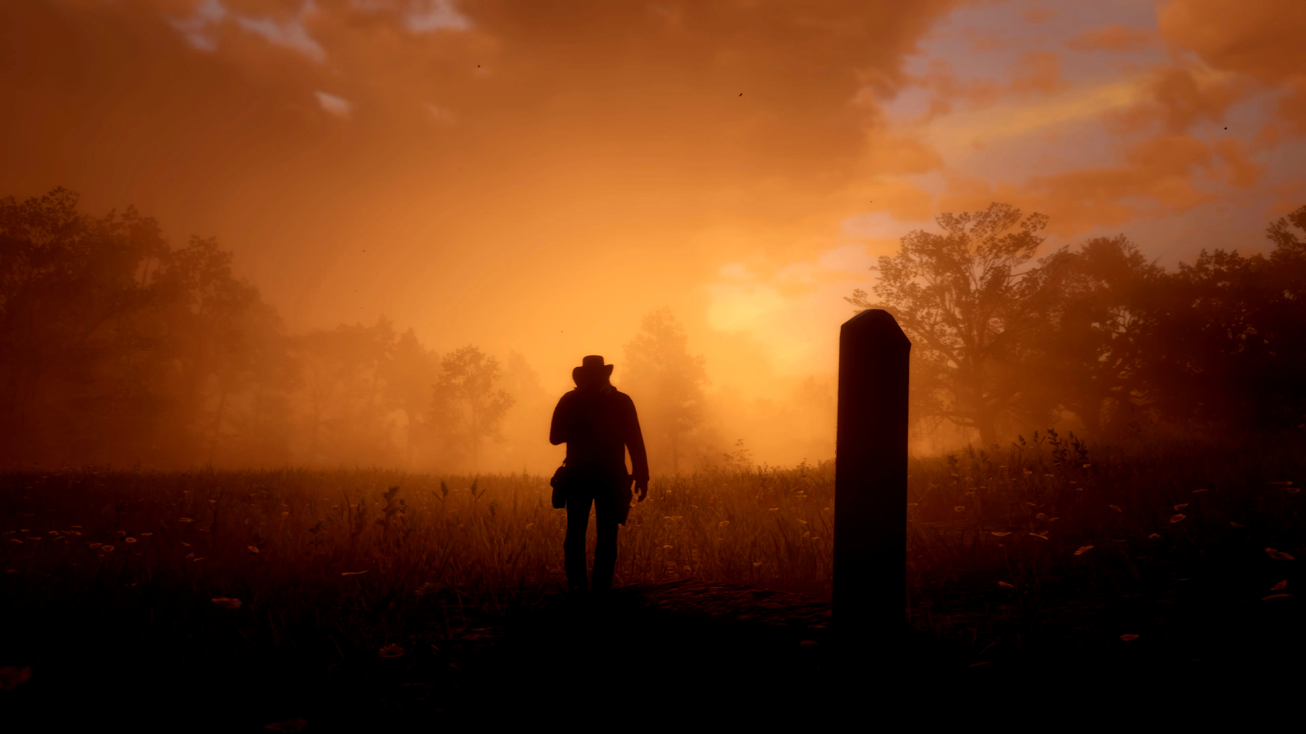 2560x1440 Game Red Dead Redemption 2 1440p Resolution Wallpaper