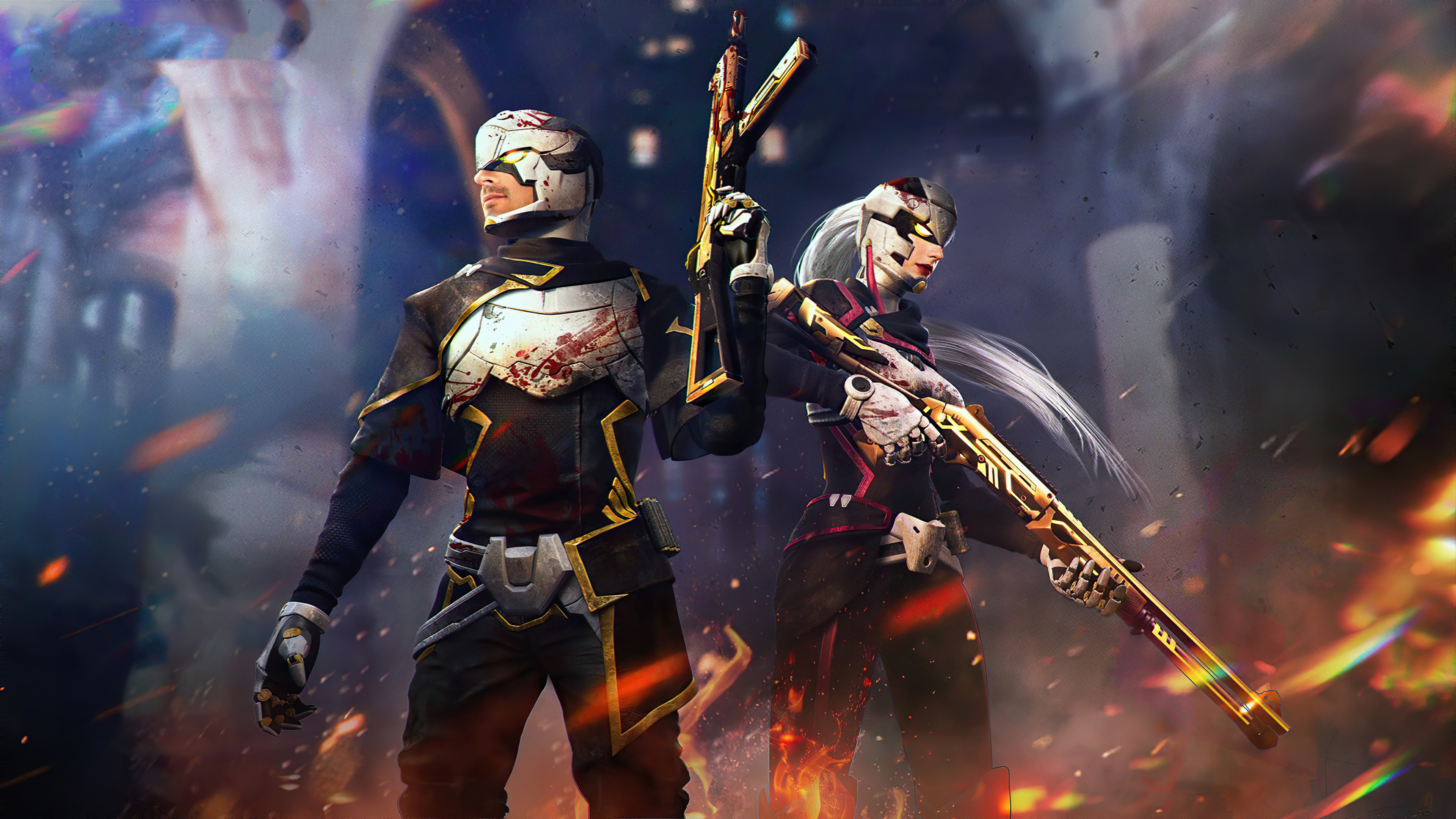 Garena Free Fire 2020 Wallpaper Hd Games 4k Wallpapers Images Photos And Background